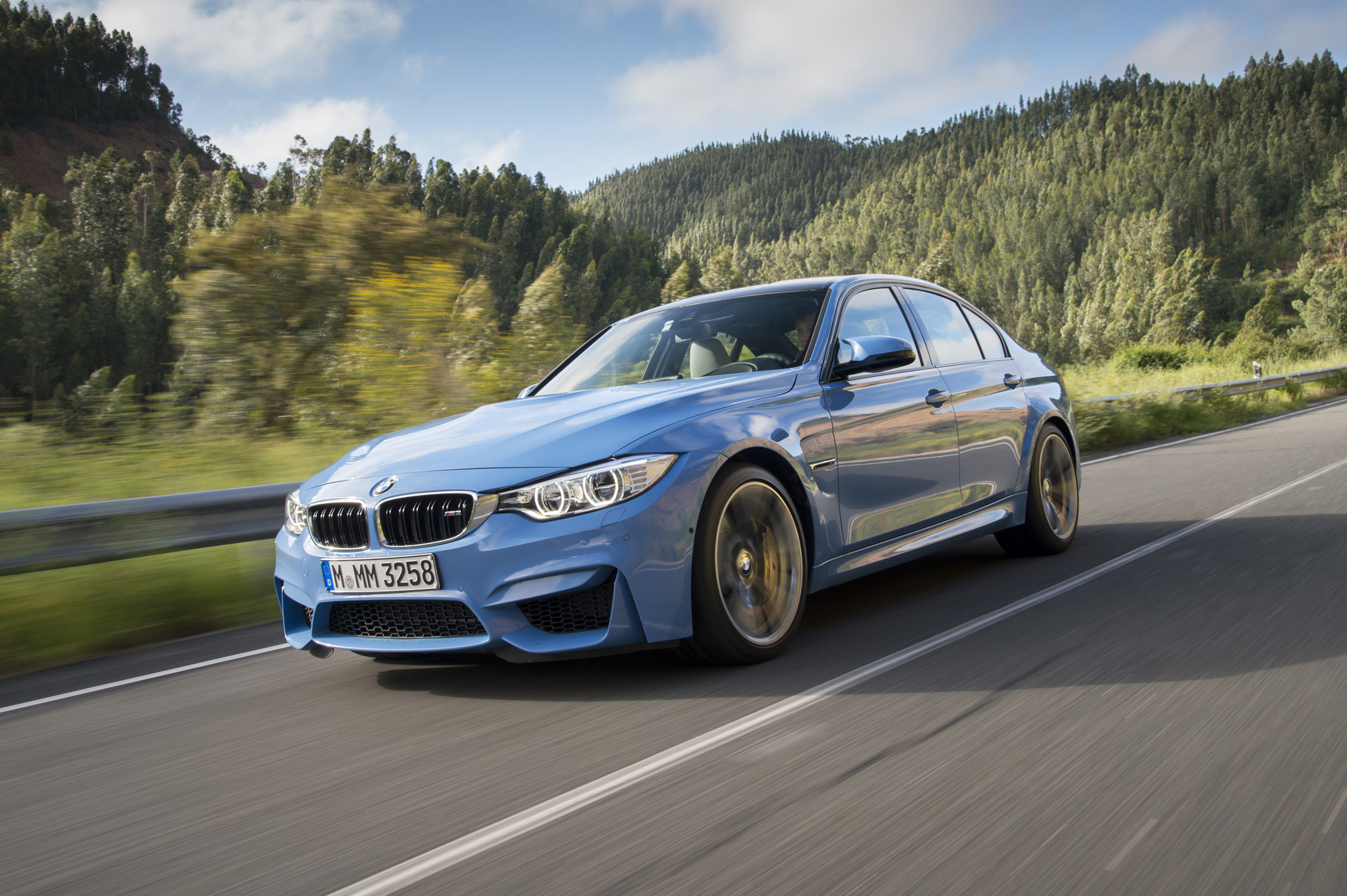 Bmw All Wheel Drive >> Bmw Expands M Lineup All Wheel Drive Confirmed Motortrend