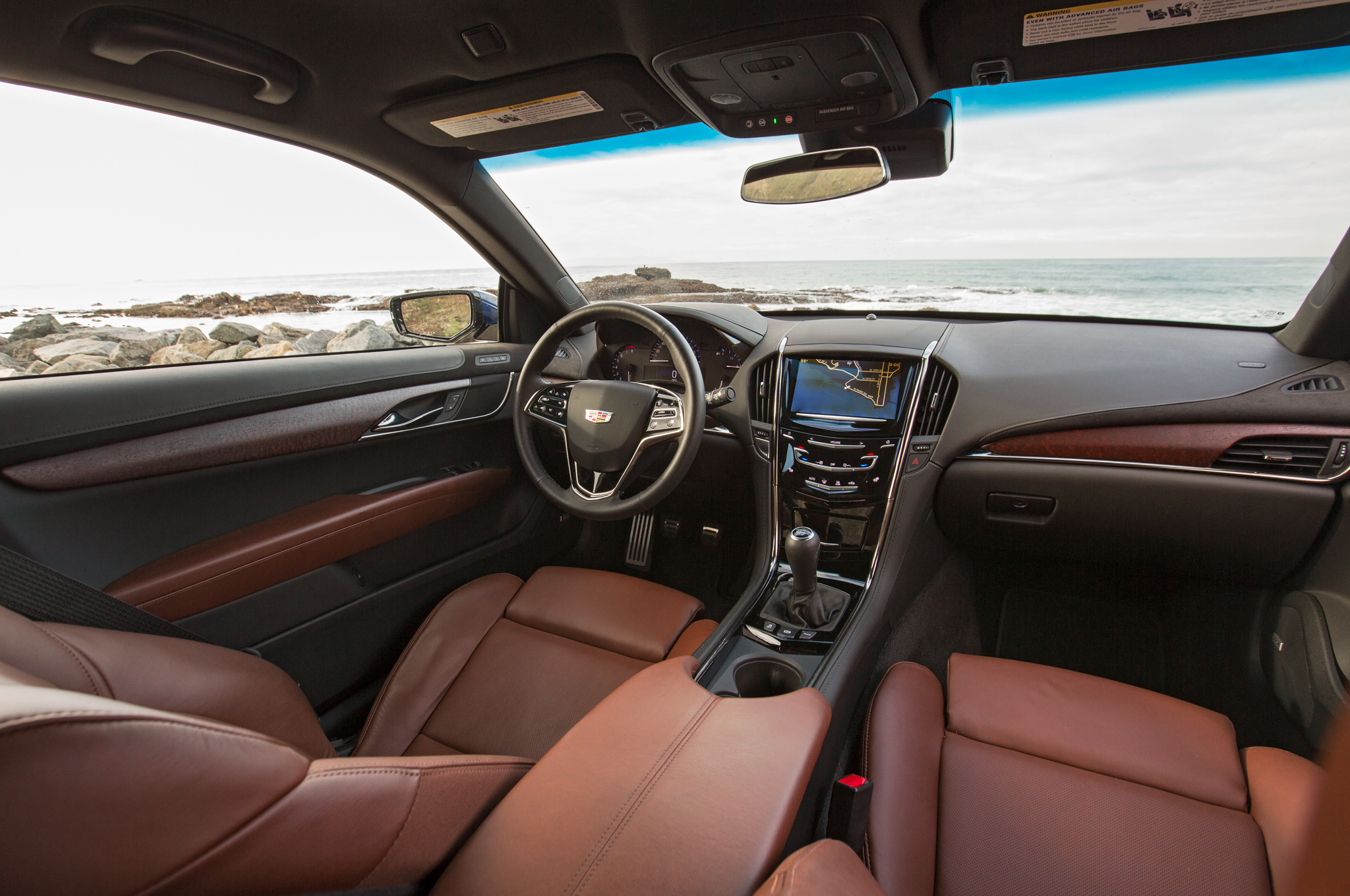 2015 cadillac ats coupe 2 0t manual first test motor trend rh motortrend com cadillac ats manual transmission review 2014 cadillac ats manual transmission