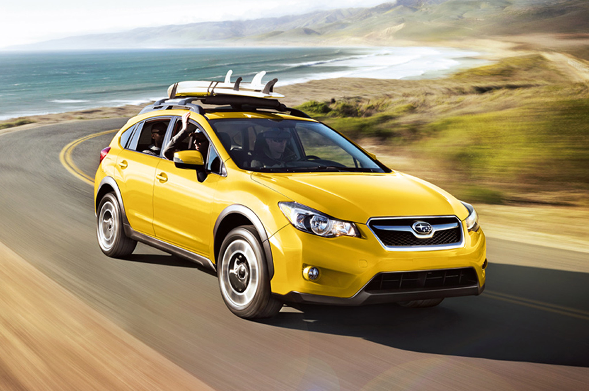2015 Subaru XV Crosstrek Special Edition Adds Tech New Color