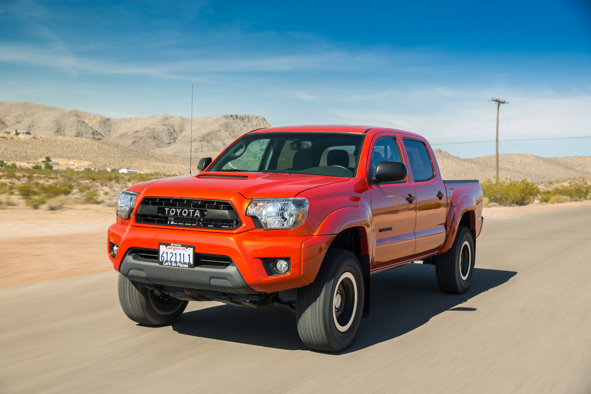 20 Years Of The Toyota Tacoma And Beyond A Look Through 2000 Tundra Electrical Schematics Motor Trend