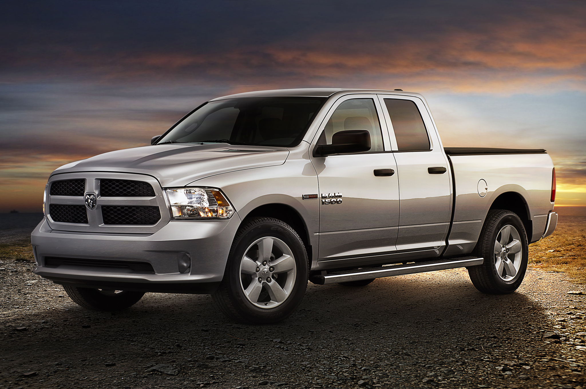 Ram Adds 29-MPG EcoDiesel 1500 HFE to Half-Ton Truck Lineup