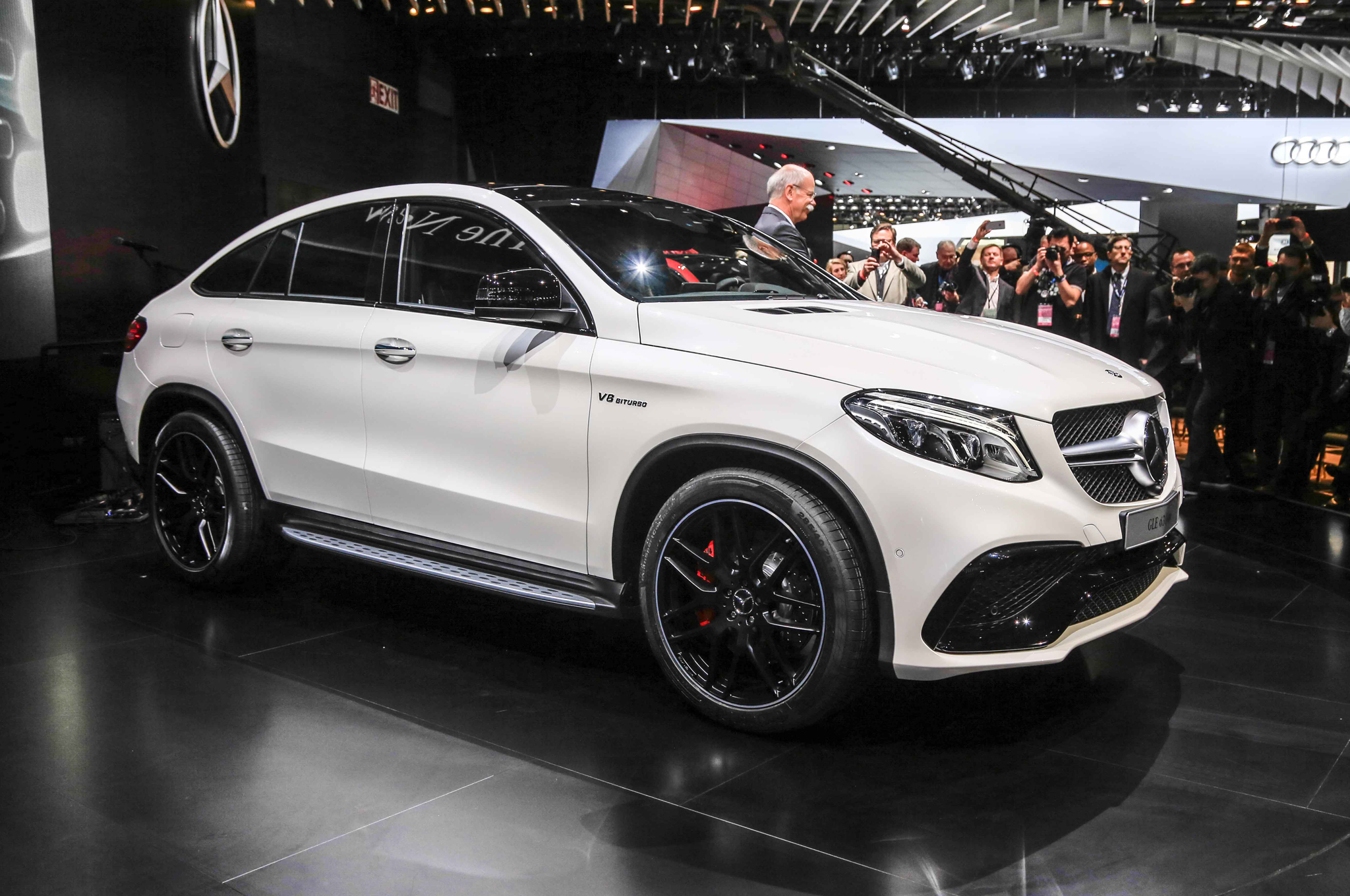 2016 Mercedes-Benz GLE63 S Coupe 4Matic Rolls Into Detroit - Motor Trend