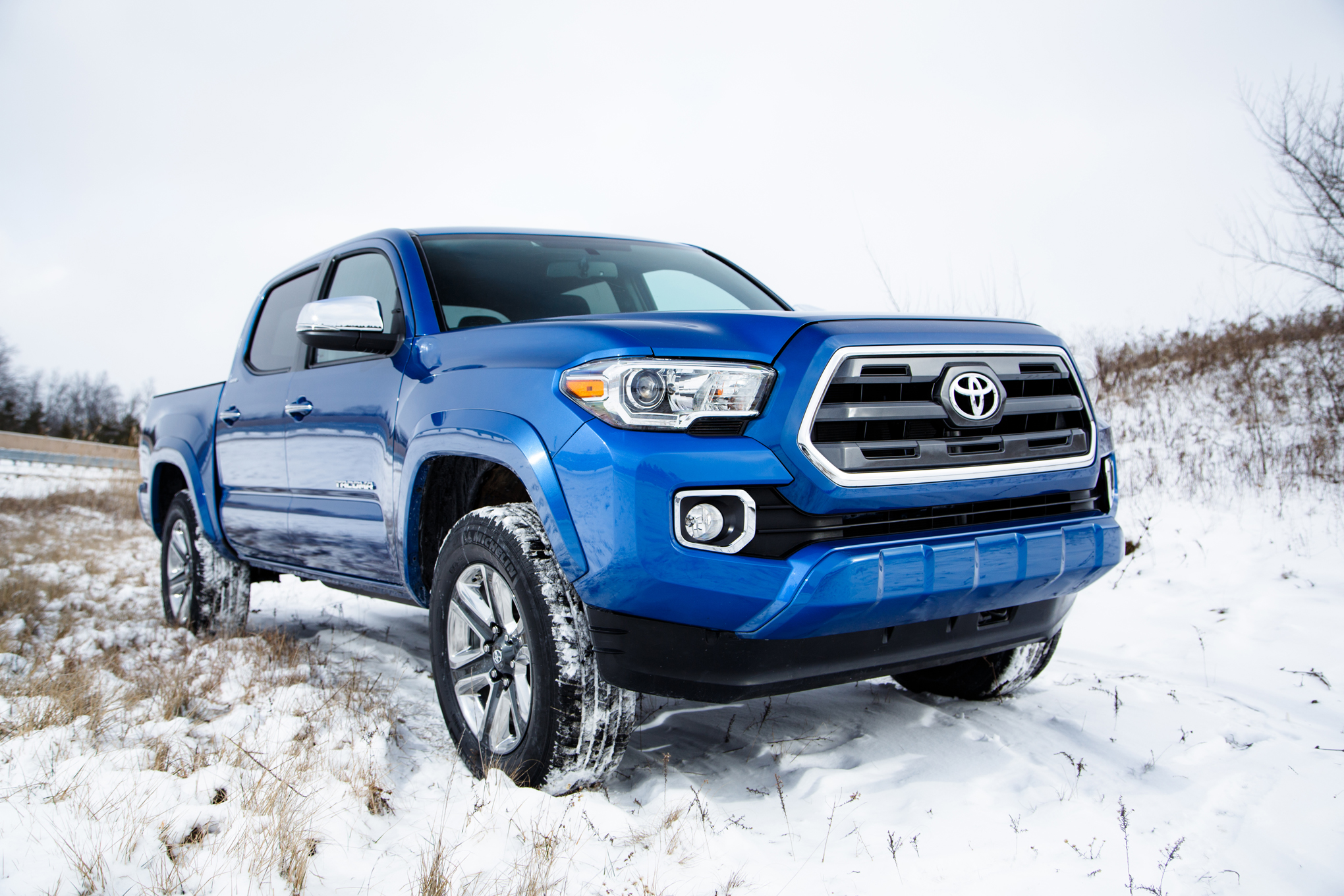 See it Here First: The 2016 Toyota Tacoma