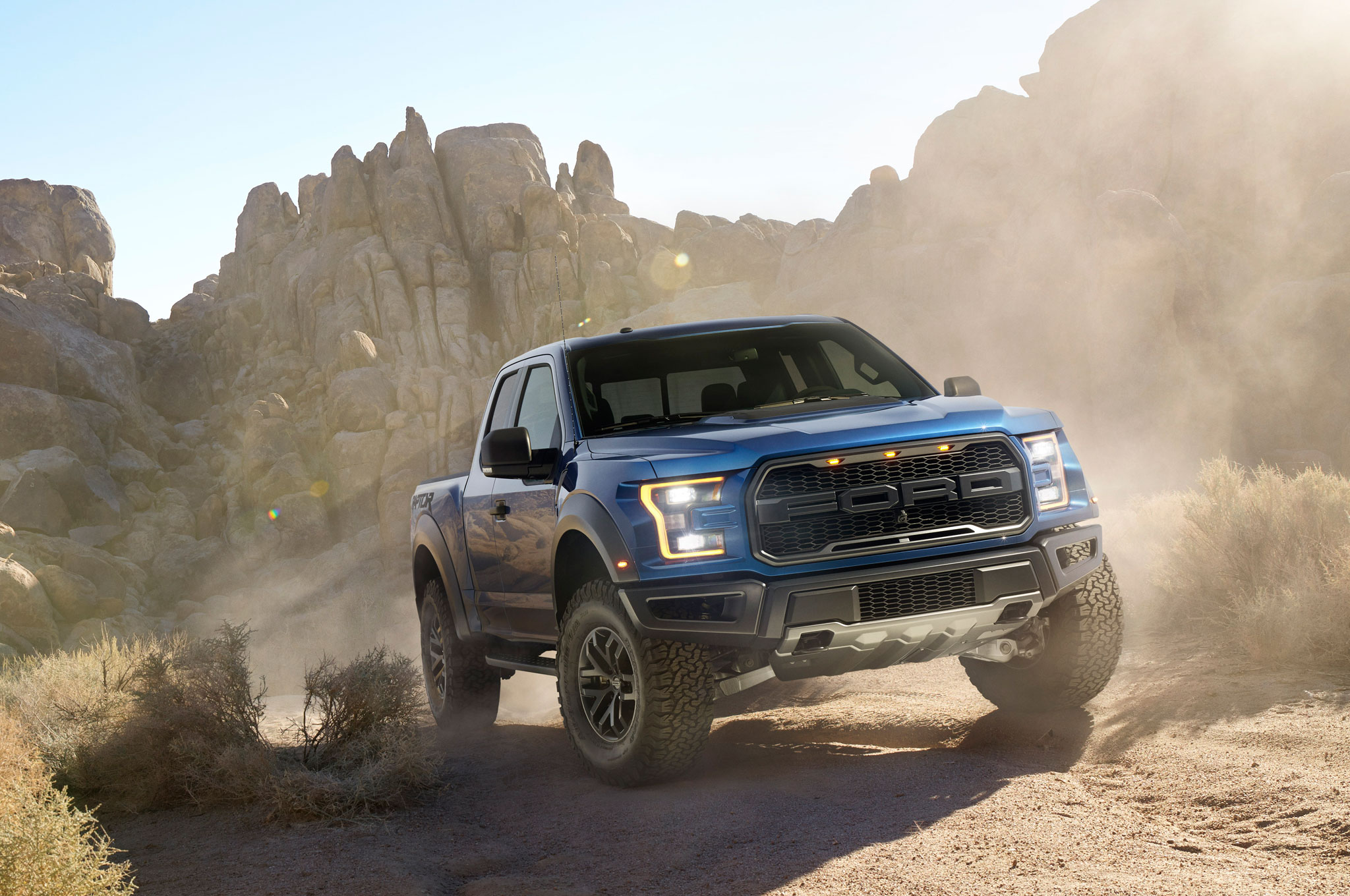 Ford Engineering Boss Confirms New F  Raptor Makes  Hp