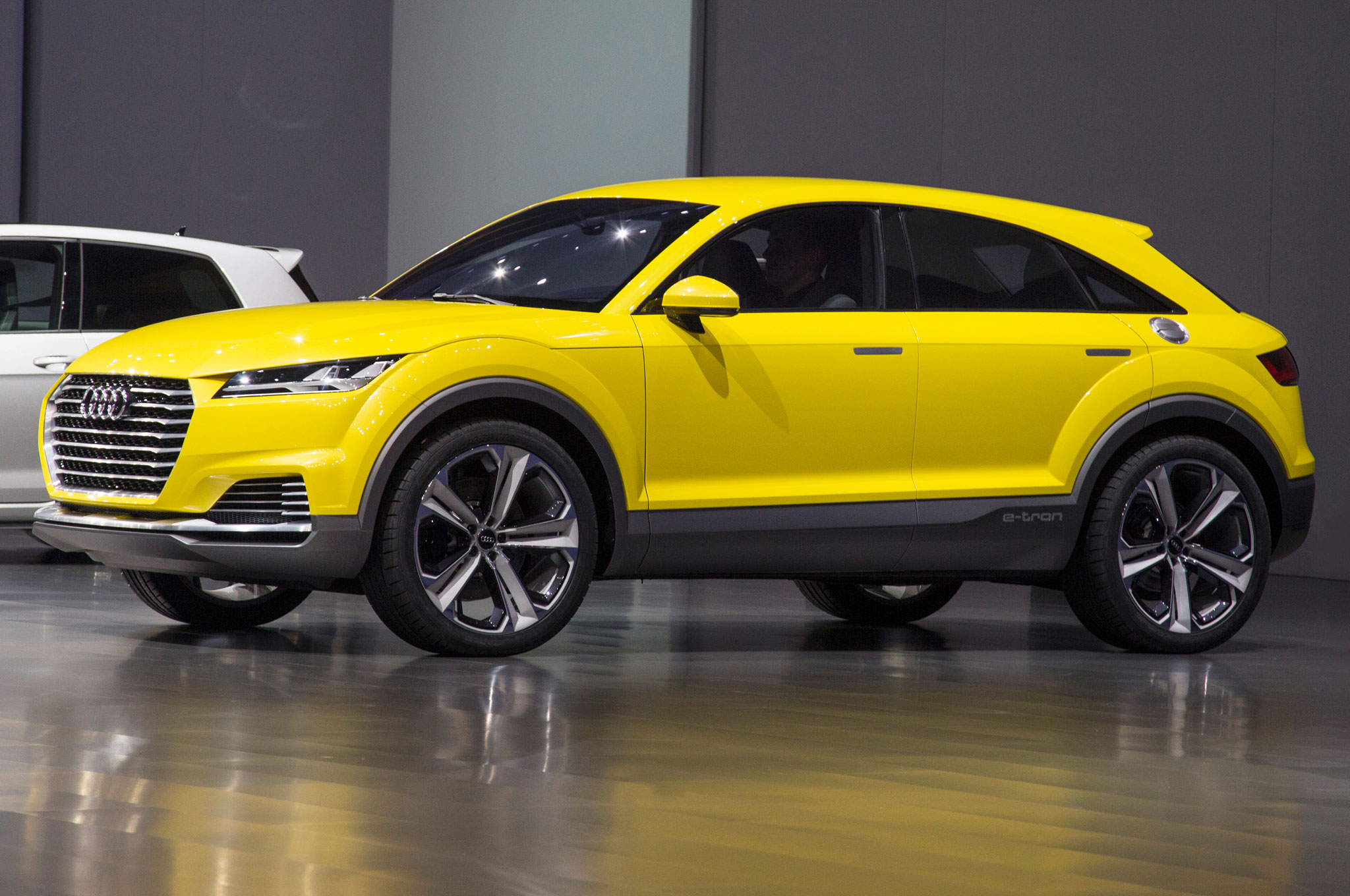 Report: Audi TTQ Will Be Production Version of TT Offroad Concept