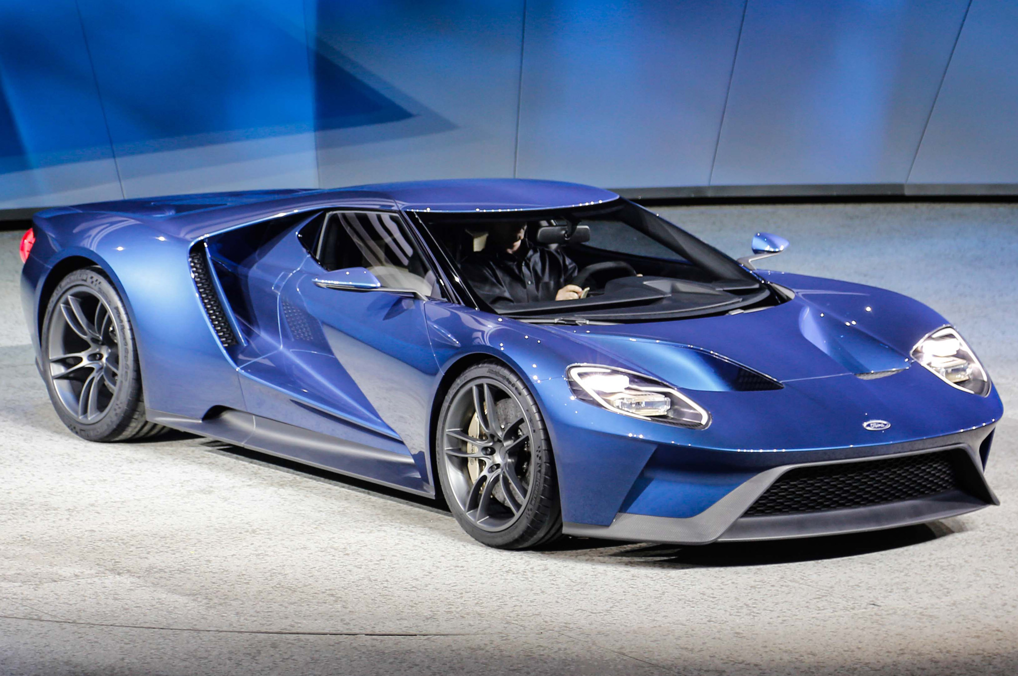 Refreshing Or Revolting Ford Gt