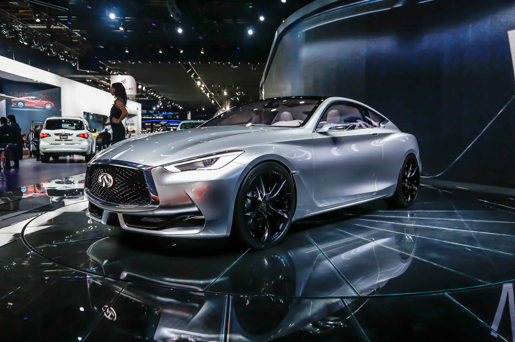 Readers' Choice: Most Popular 2015 Detroit Auto Show Cars