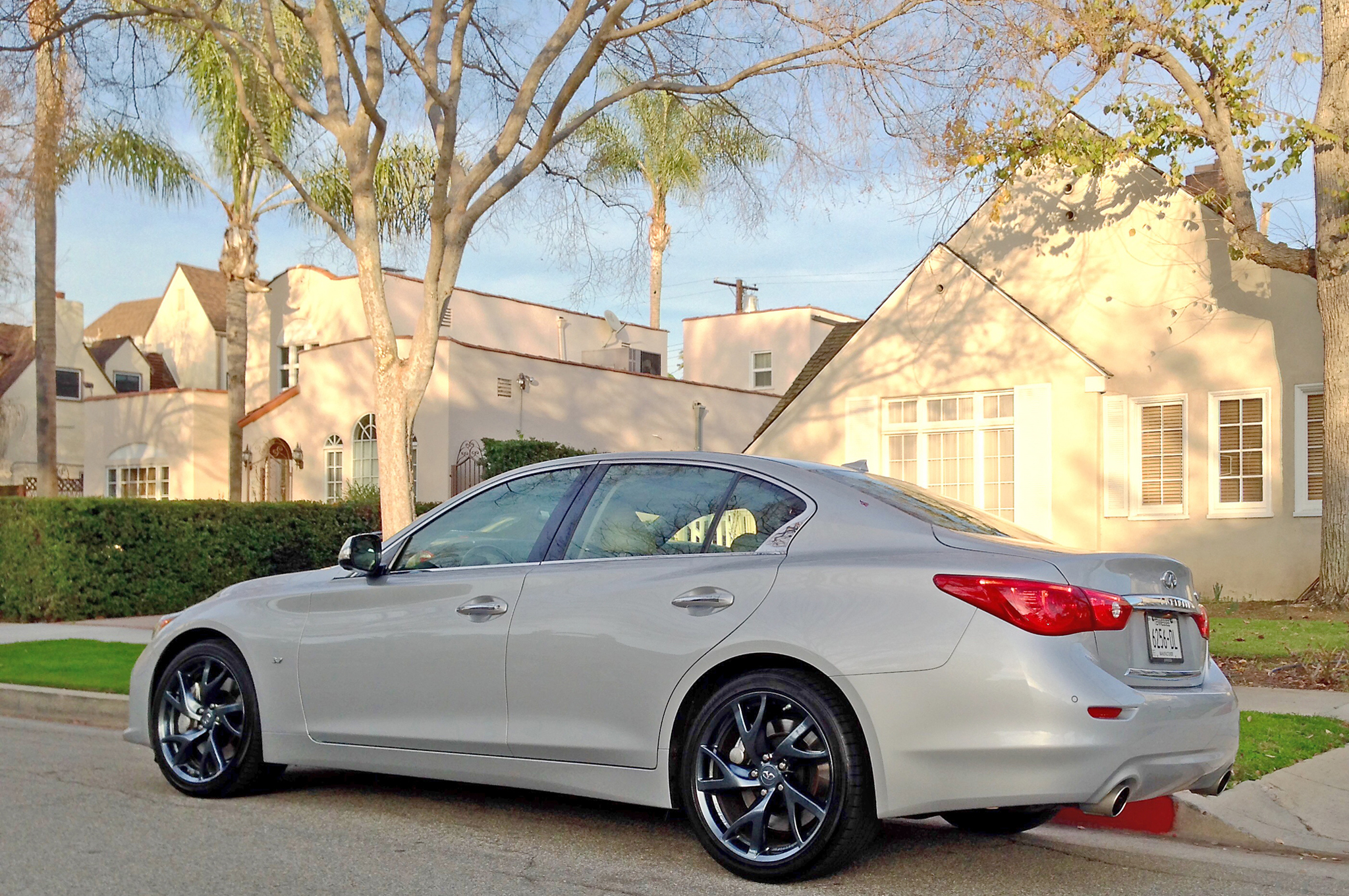 2014 Infiniti Q50S 3 7 Long Term Update 6 Motor Trend