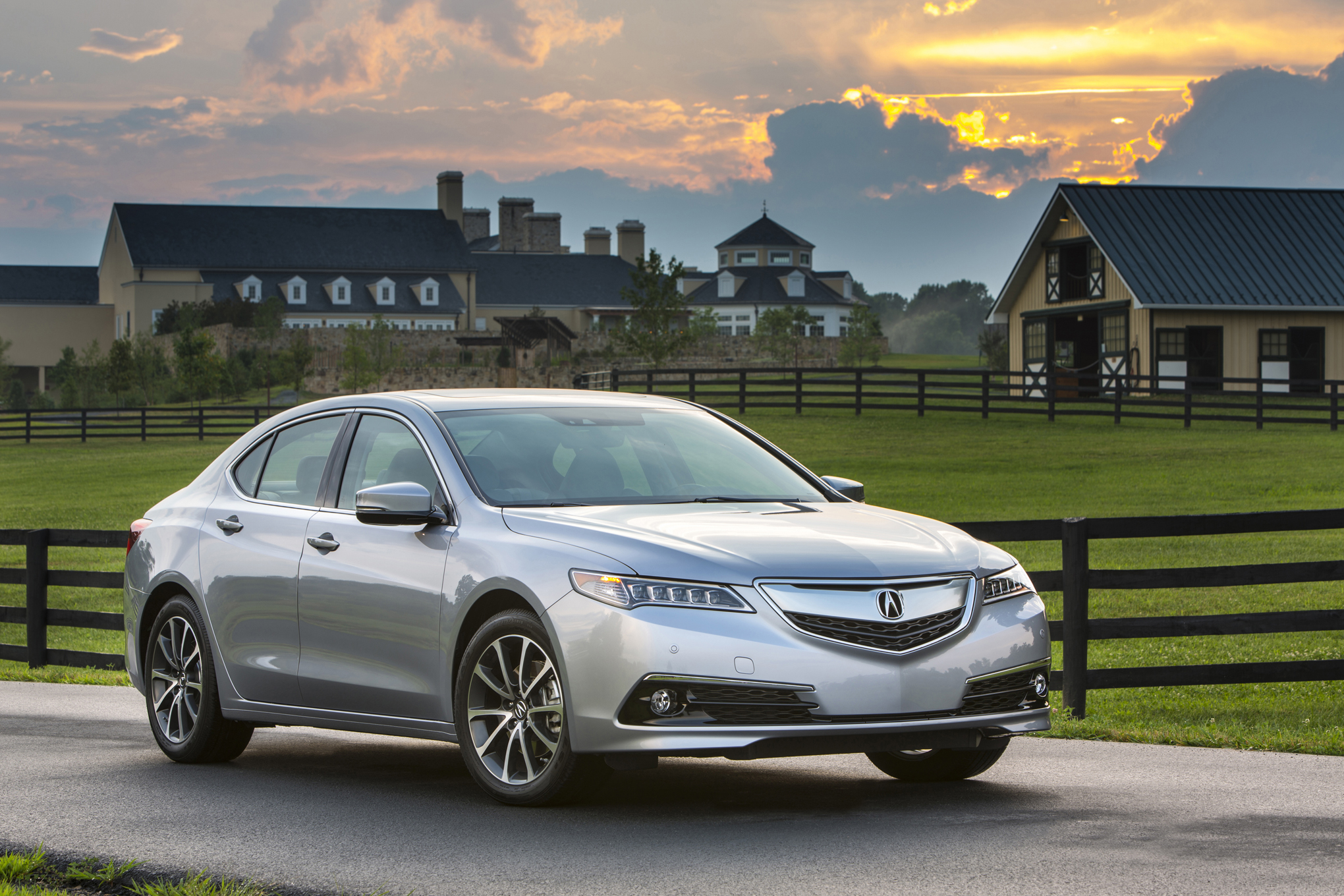Cars With The Most North AmericanMade Parts Motor Trend - 2018 acura tl parts