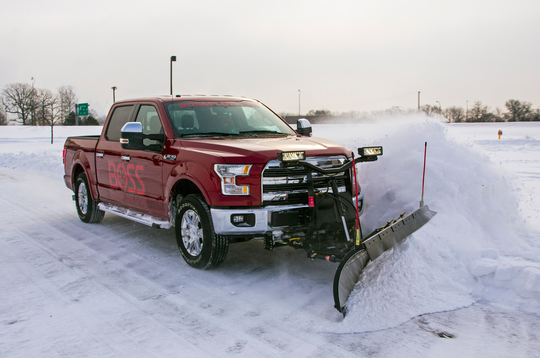 Ford F 150 Snow Plow >> 2015 Ford F 150 Snow Plow Prep Kit Costs Just 50 Motor Trend