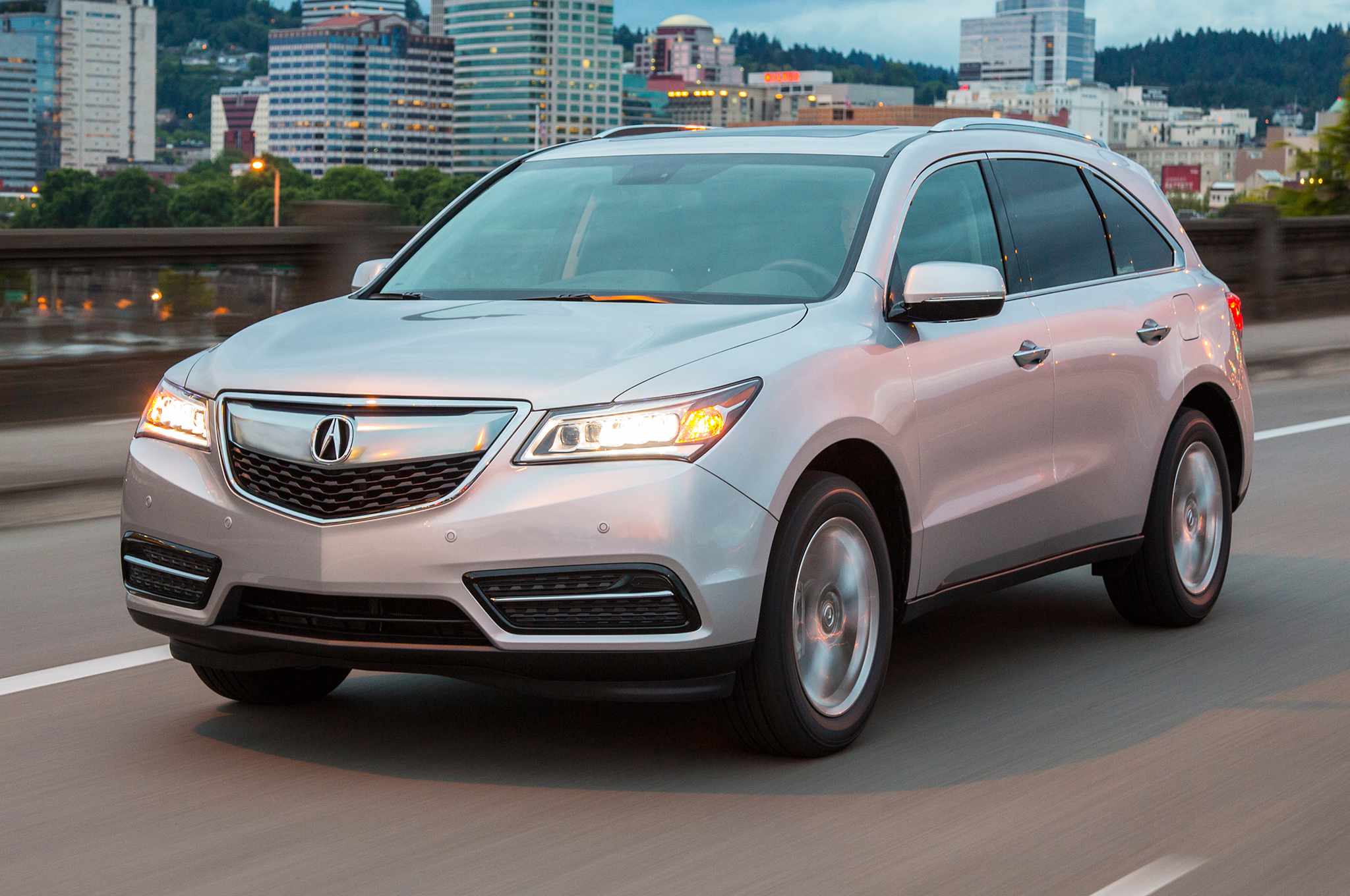 2016 Acura MDX Gets Nine Speed Auto Updated SH AWD Motortrend