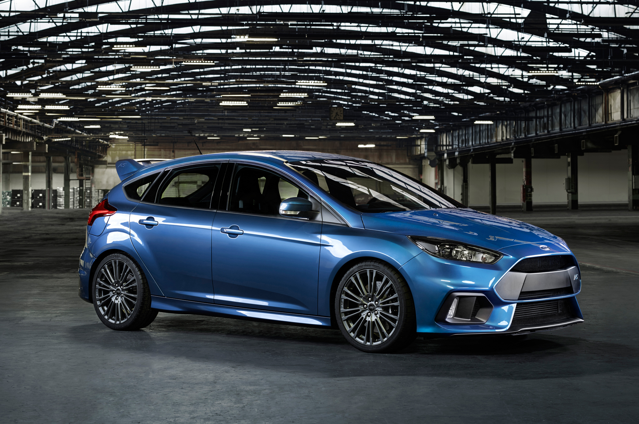 All-Wheel-Drive Ford Focus RS Makes 315-Plus HP From 2.3L EcoBoost - Motor Trend