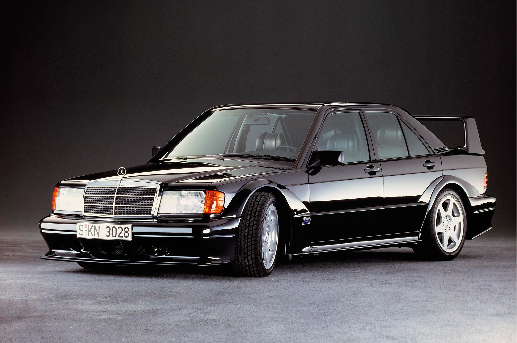 Mercedes-Benz 190 E 2.5-16 Evolution II Turns 25 This Year