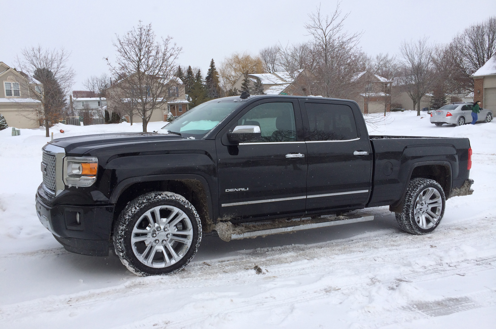 2014 GMC Sierra Denali 1500 4WD Crew Cab Review - Long-Term