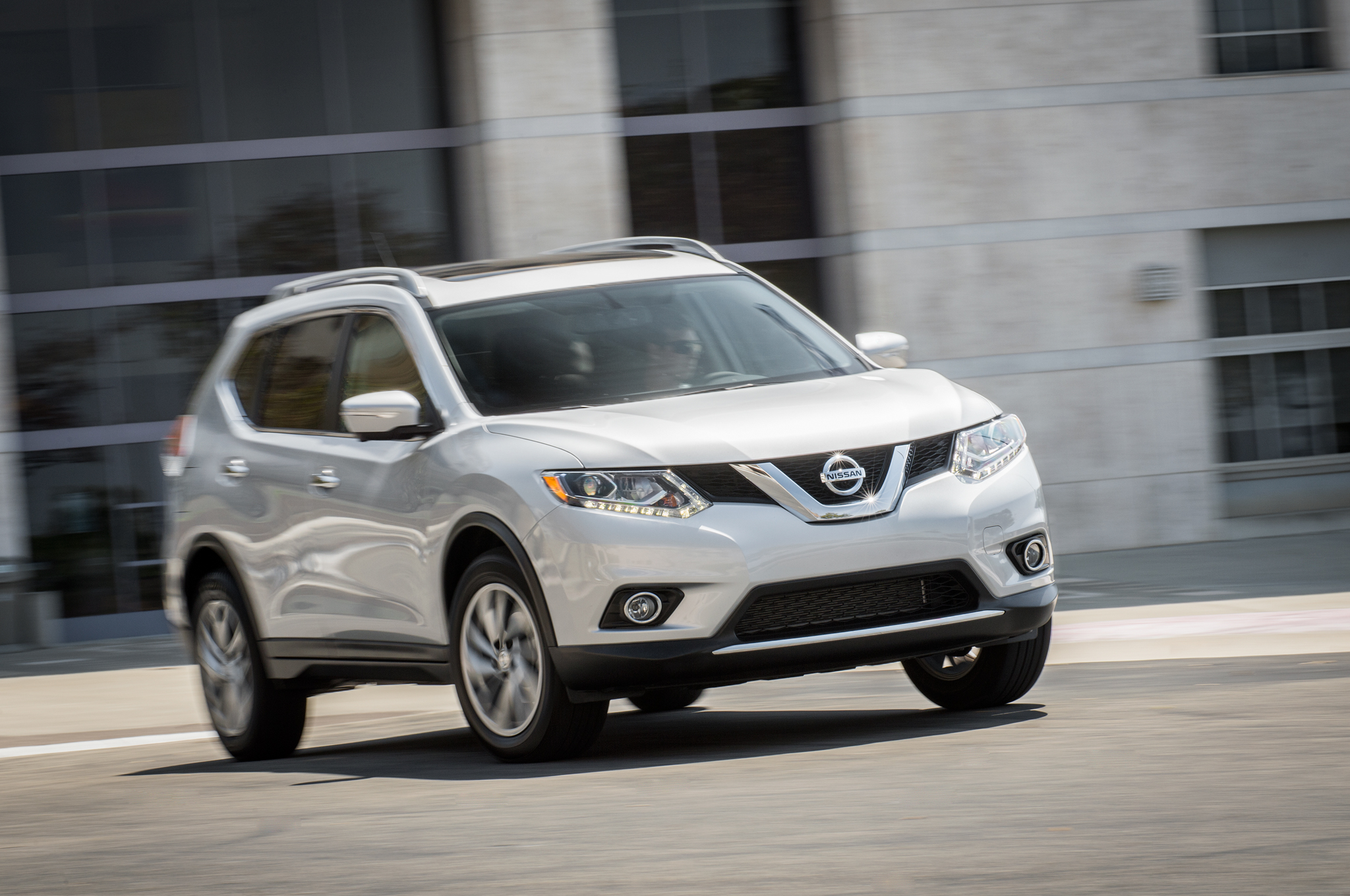 Lovely 2014 Nissan Rogue SL AWD Long Term Update 5