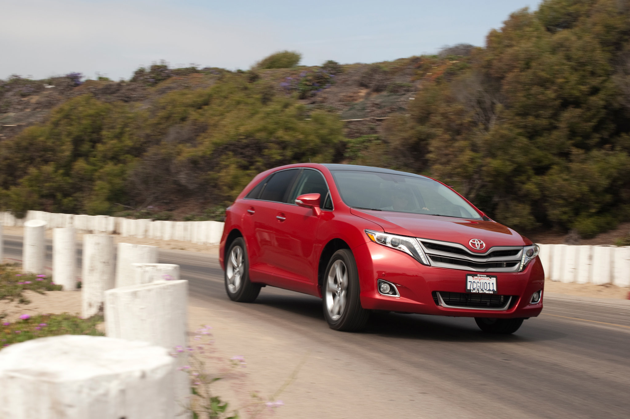 Good Toyota Venza Calling It Quits After 2015 Model Year