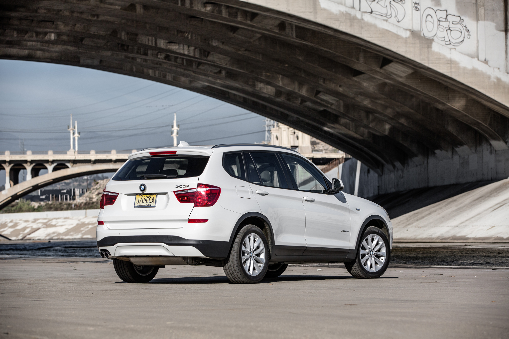 2015 Bmw X3 Xdrive28i First Test Motor Trend Motortrend