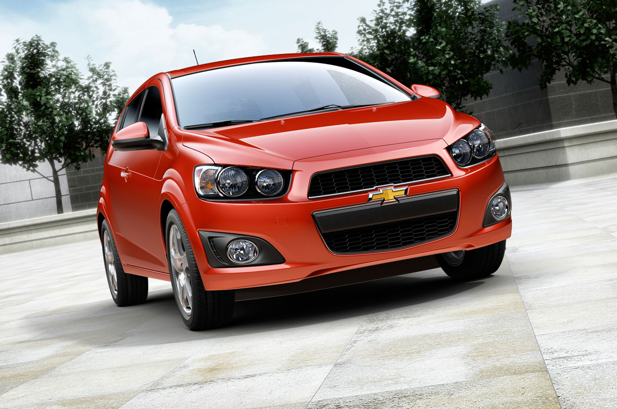 2015 Chevrolet Sonic Hatchback First Drive