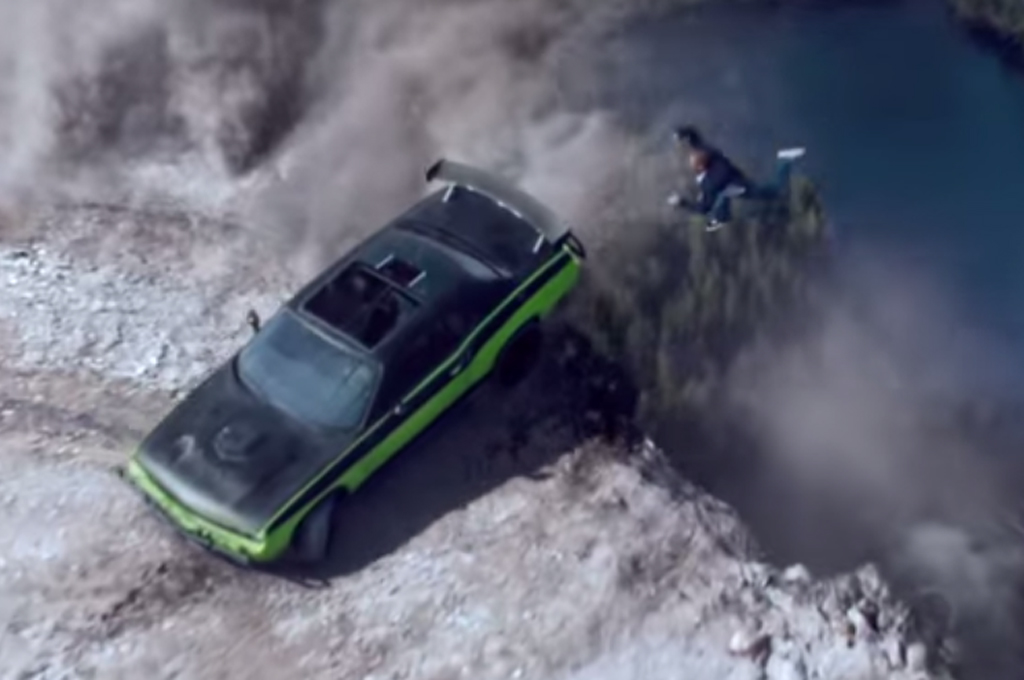 Dodge Challenger R T Commercial Features Furious 7 Clips W Video
