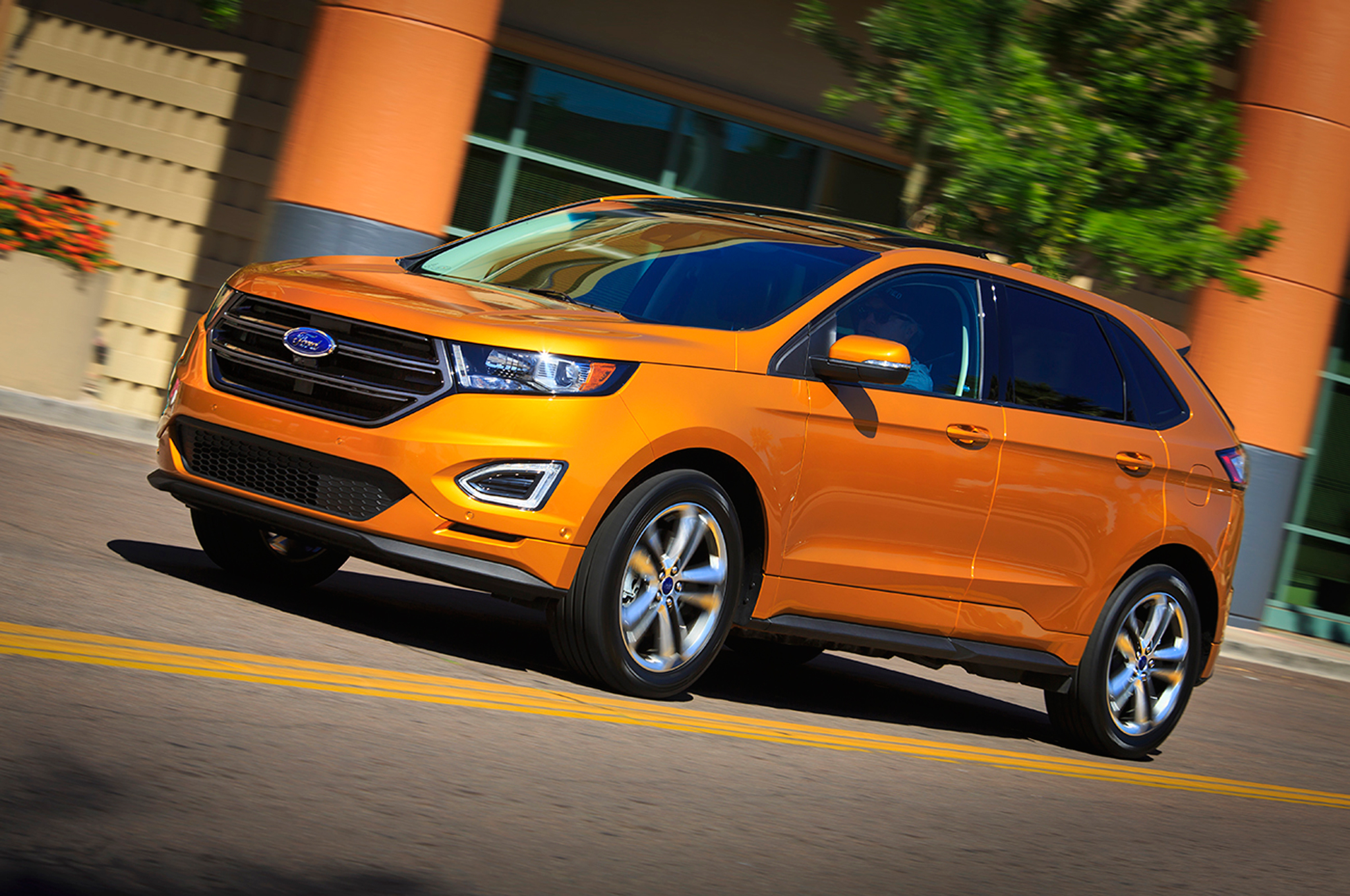 Ford Edge First Drive