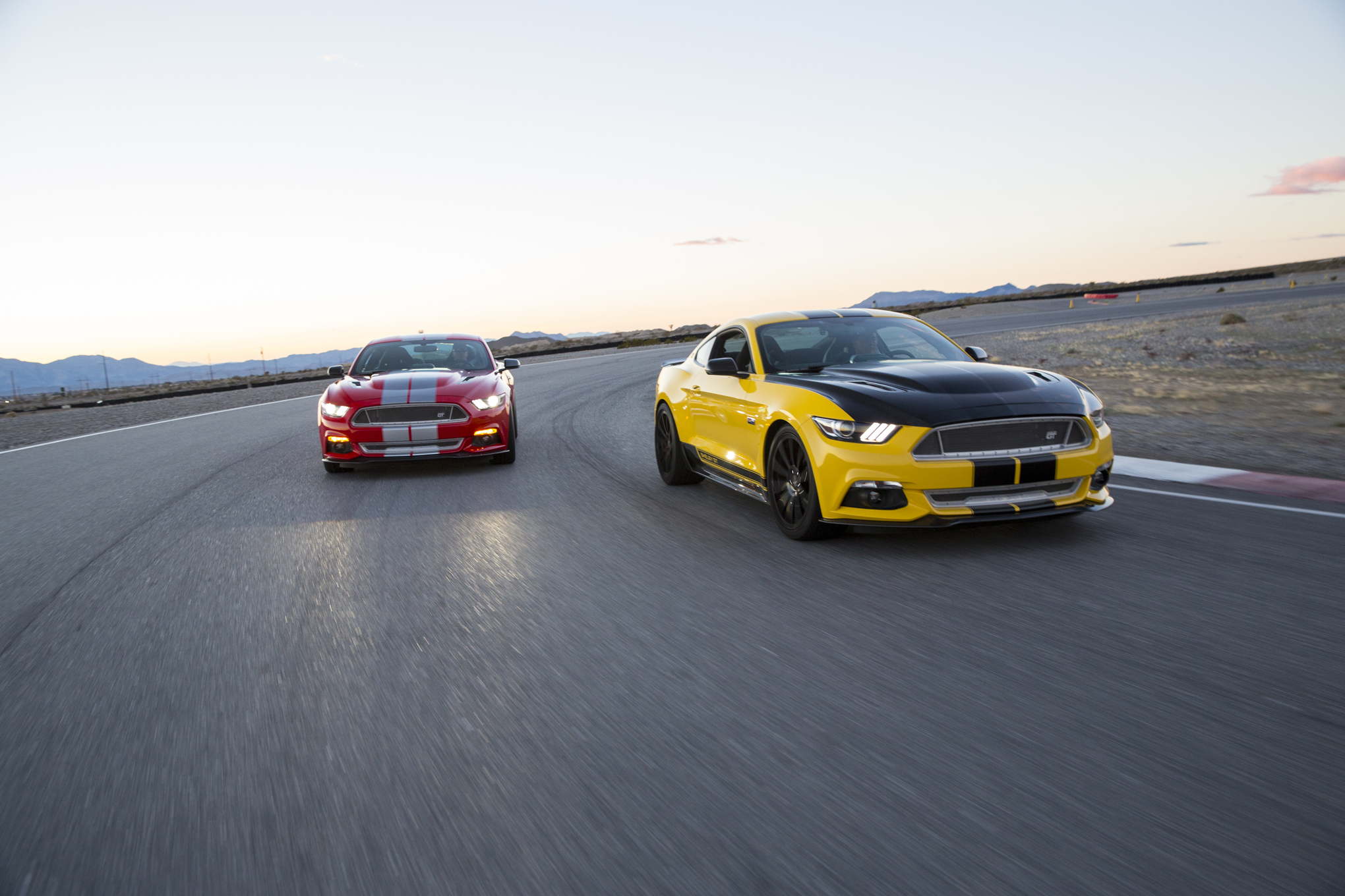 2015 Shelby GT Street And Track Drive