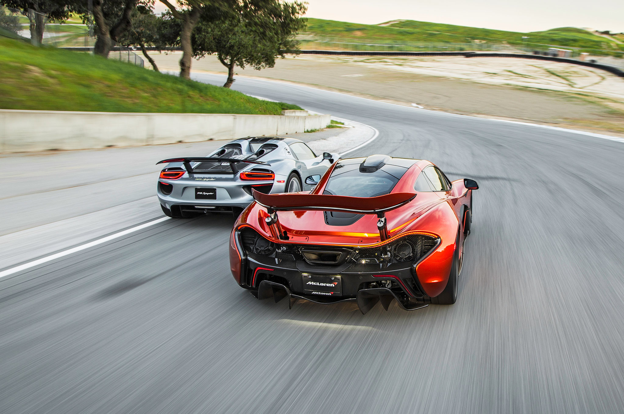 TOTD Which Other Hypercars Should Take On Porsche 918 McLaren P1