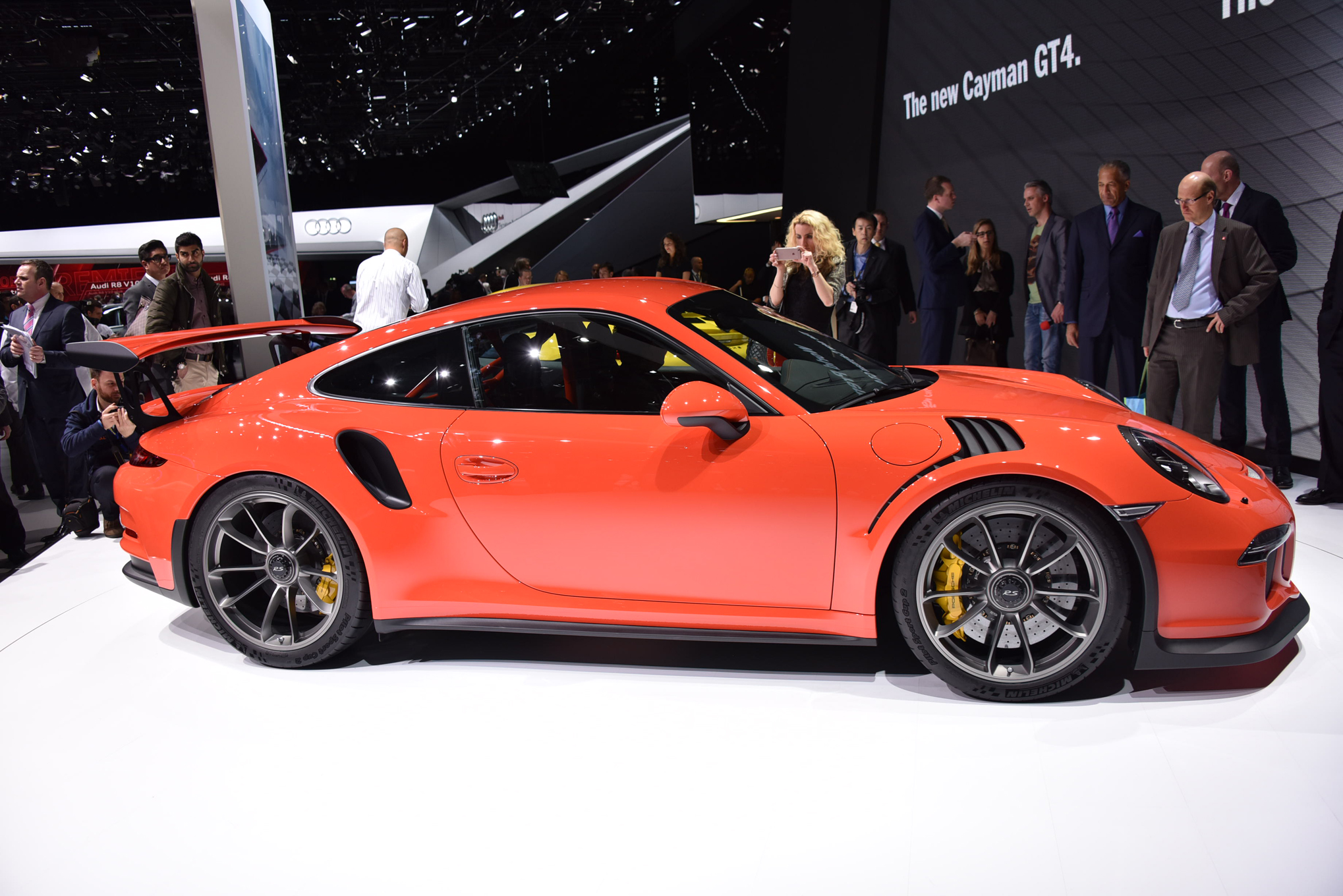 2016 Porsche 911 Gt3 Rs Arrives In U S This July With 500 Hp