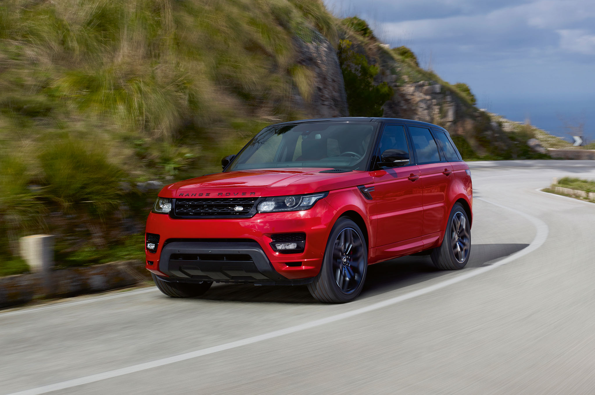 2016 Range Rover Sport To Add Diesel Engine Limited Edition Model