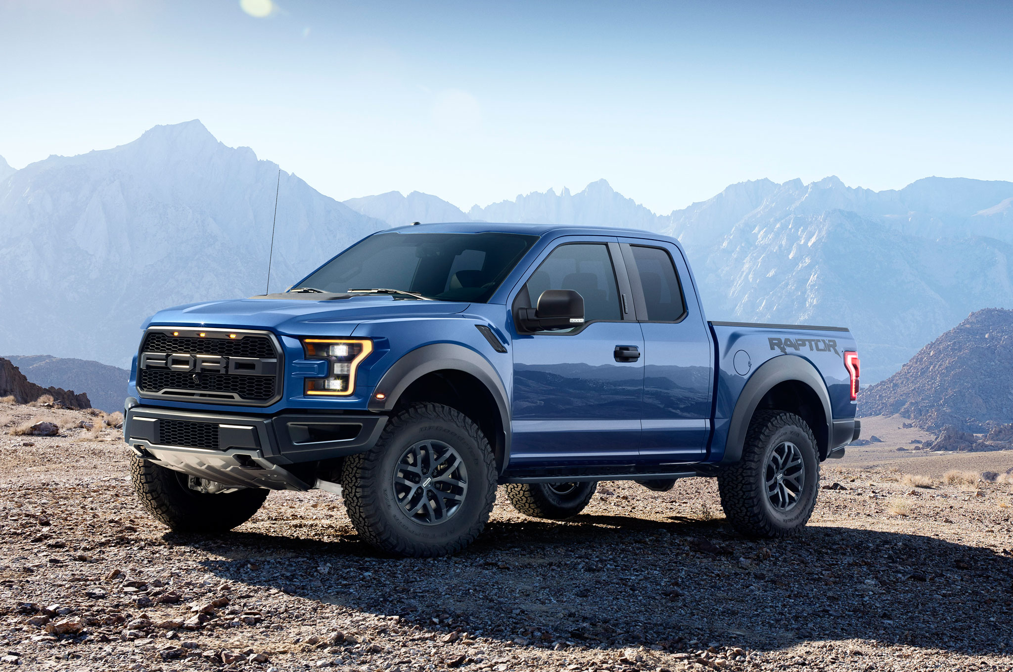Refreshing or Revolting: 2017 Ford F-150 Raptor