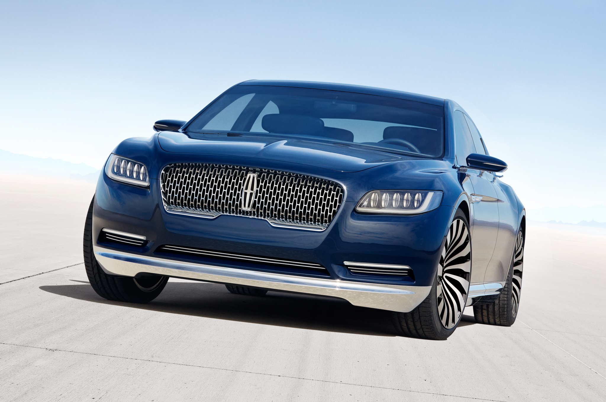 President Lincoln Goes To China The Lohdown Motor Trend
