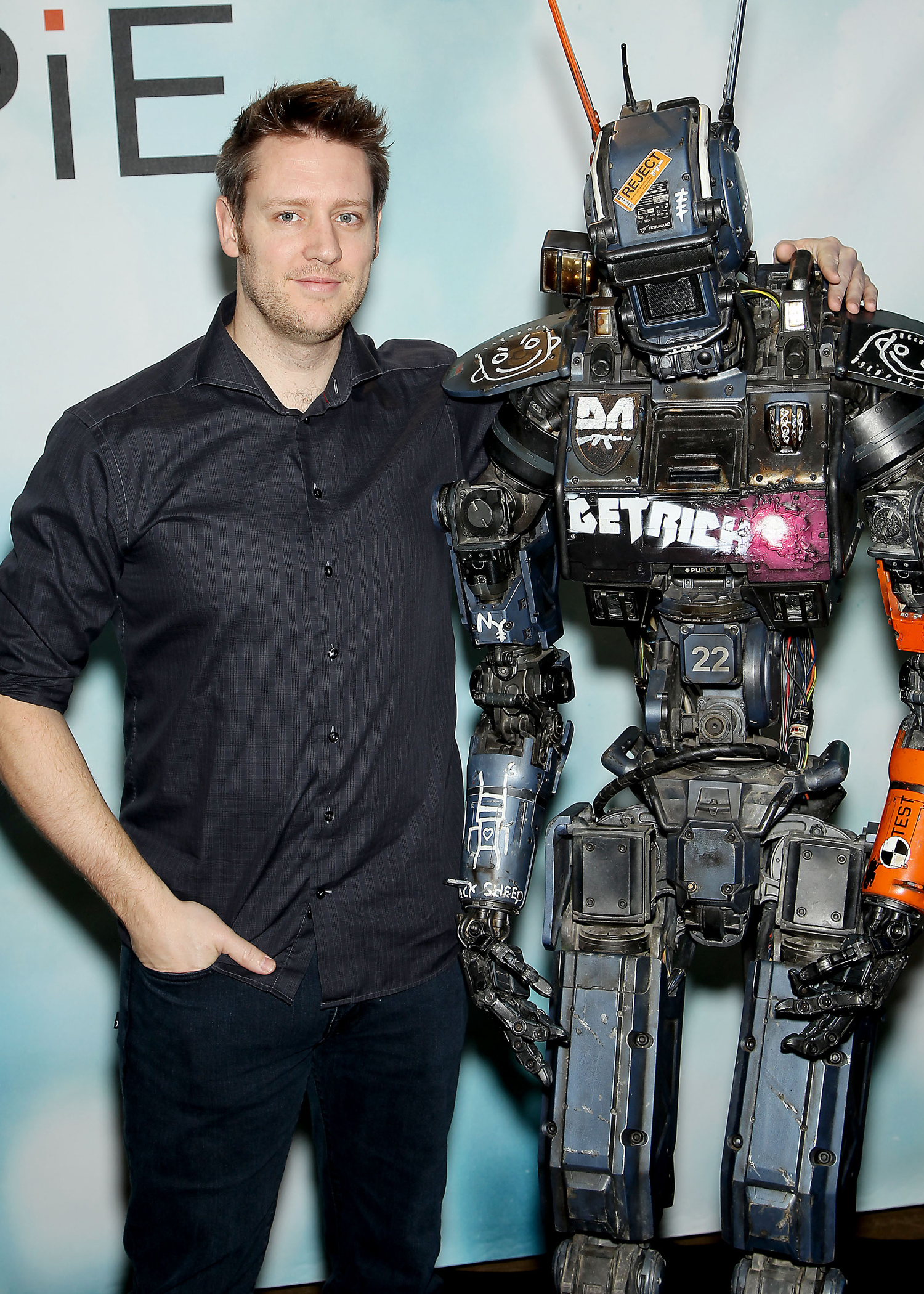 """Neill Blomkamp from """"Chappie,"""" The GT-R, and His Car"""