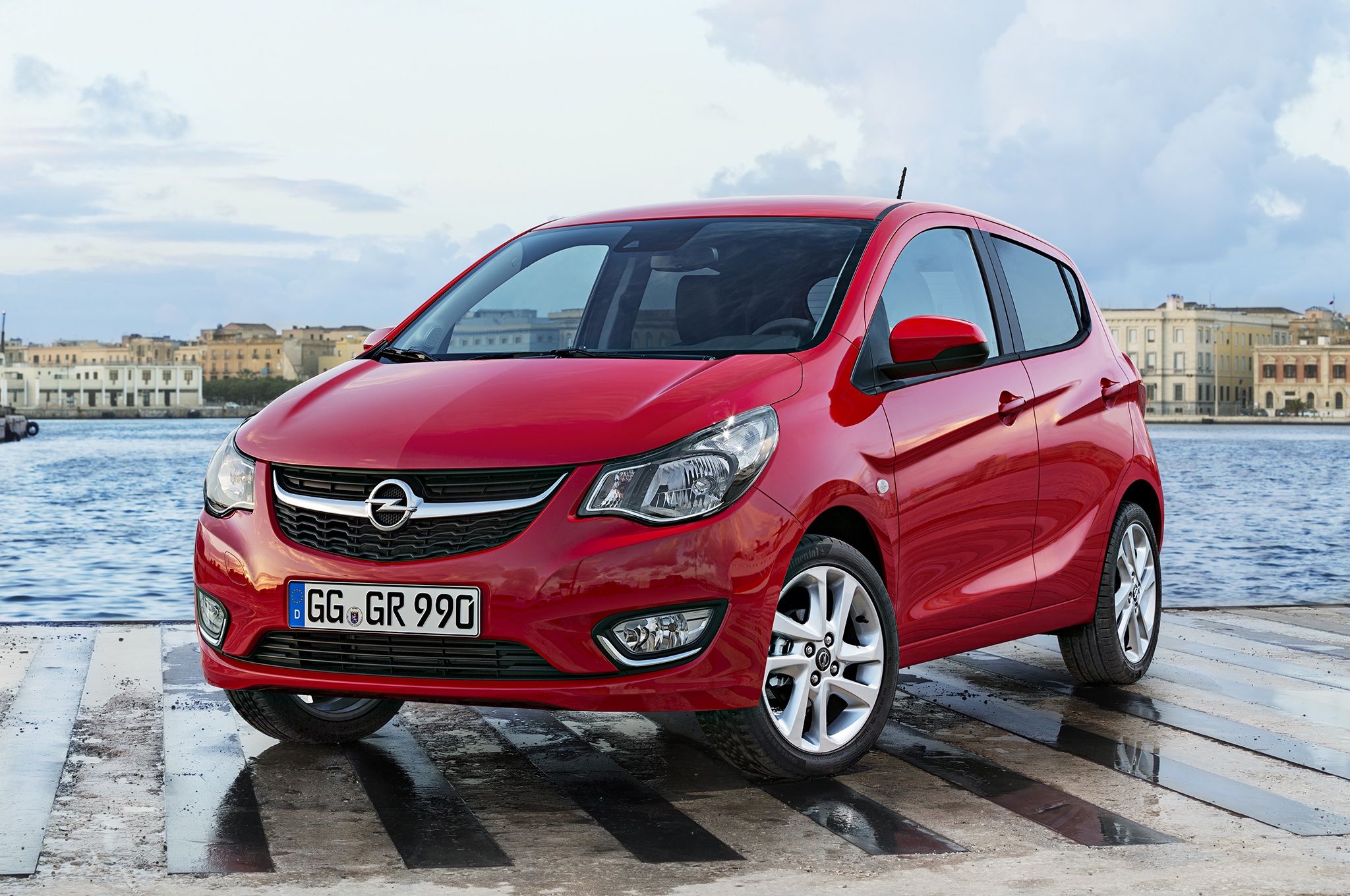 Opel Karl Hints At Whatu0027s To Come For 2016 Chevrolet Spark