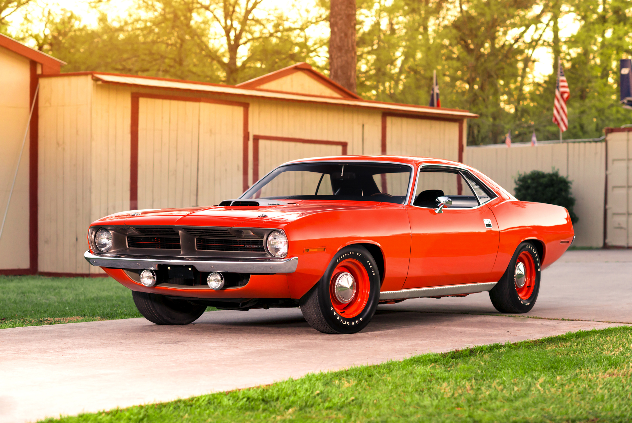 1970 Plymouth Hemi Cuda With Just 81 Original Miles Heading to Auction