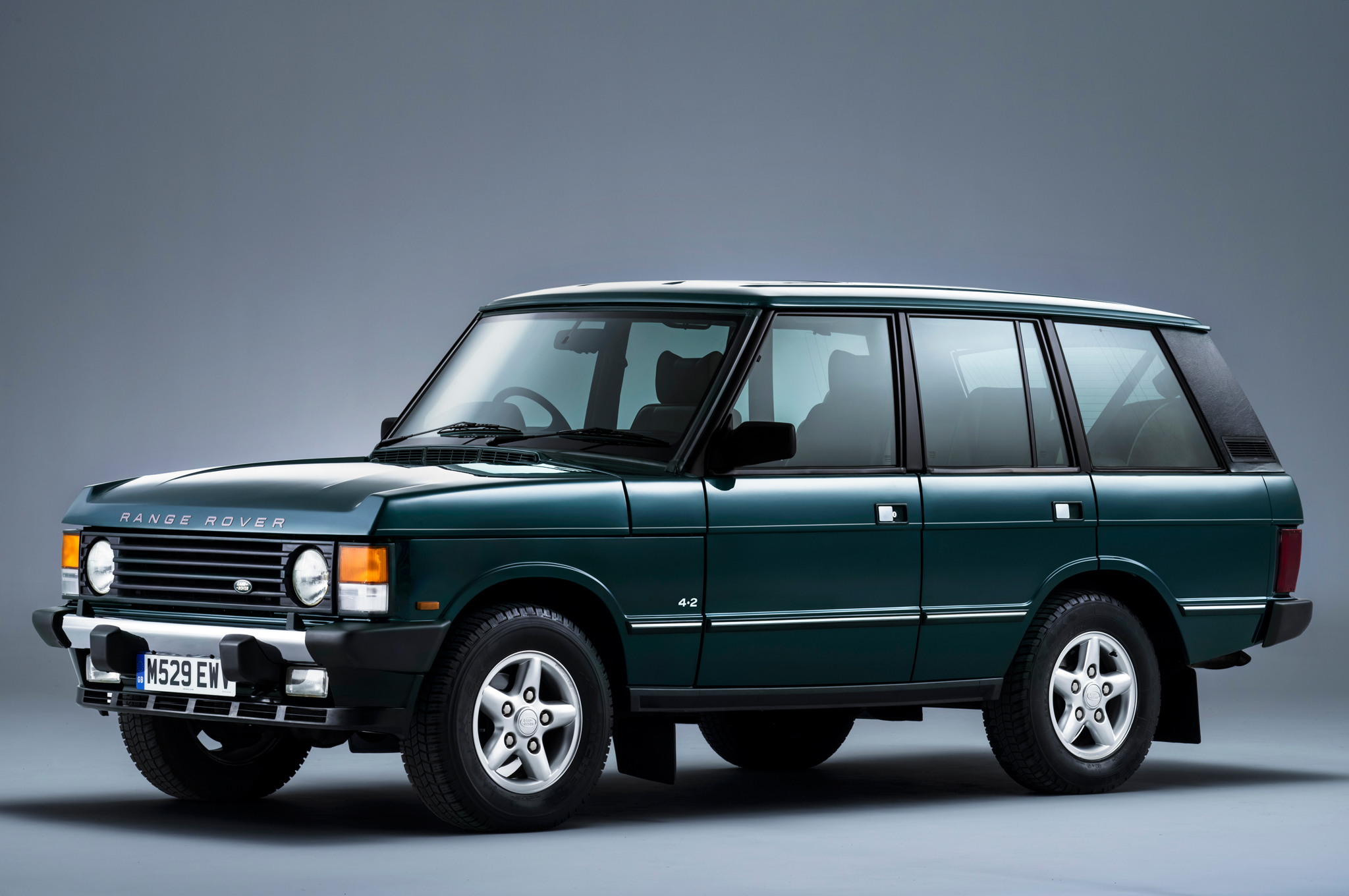Land Rover Models >> Land Rover Heritage Division To Offer Parts For Older Models