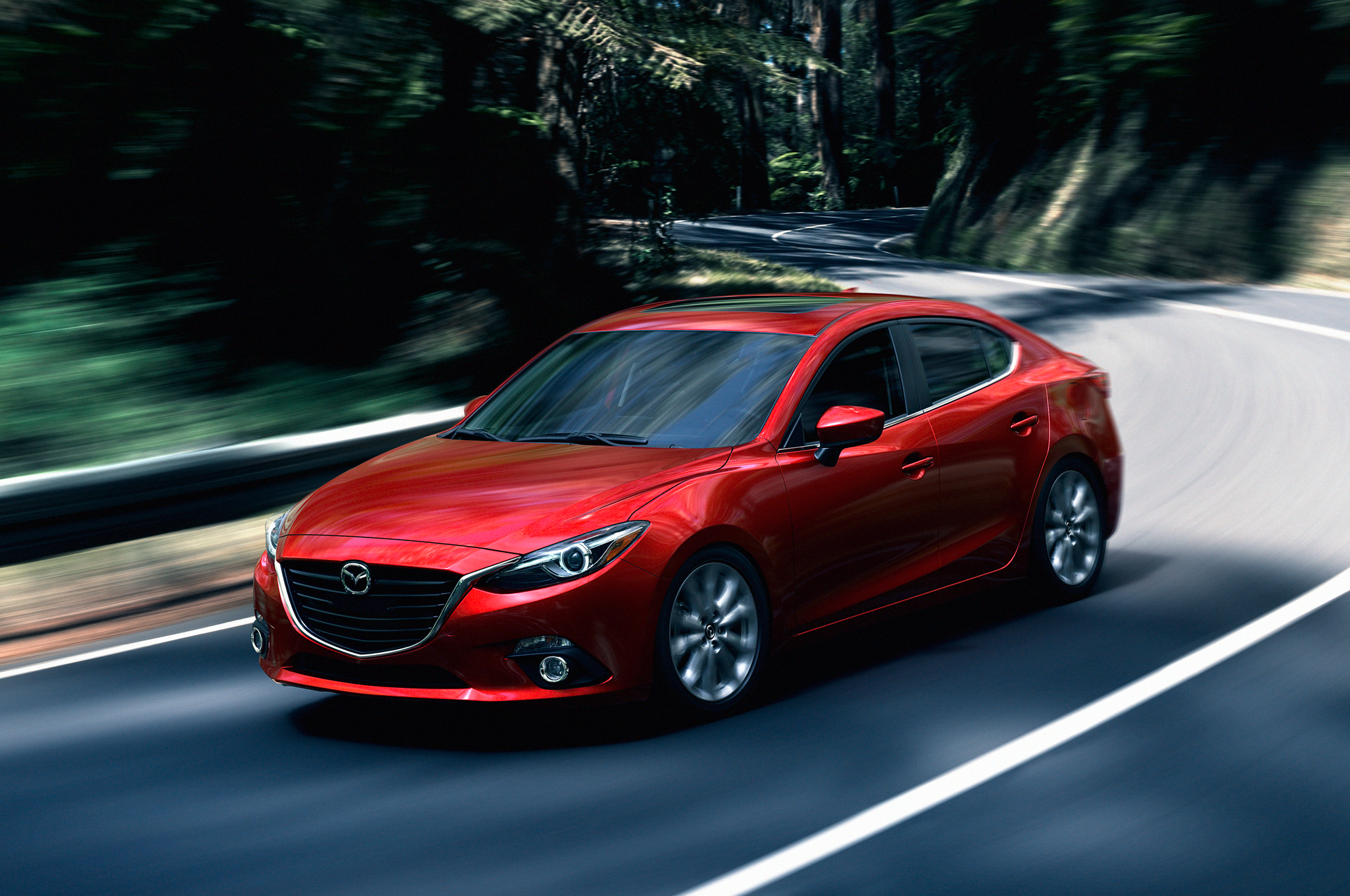 We Hear: Mazda to Reveal Mazdaspeed3 This Year With 300 HP and AWD