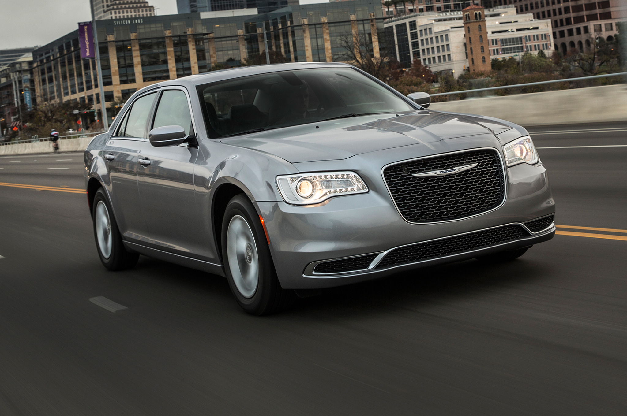 """Game of Thrones"" Star Narrates New Chrysler 300 Ad (W/Video)"