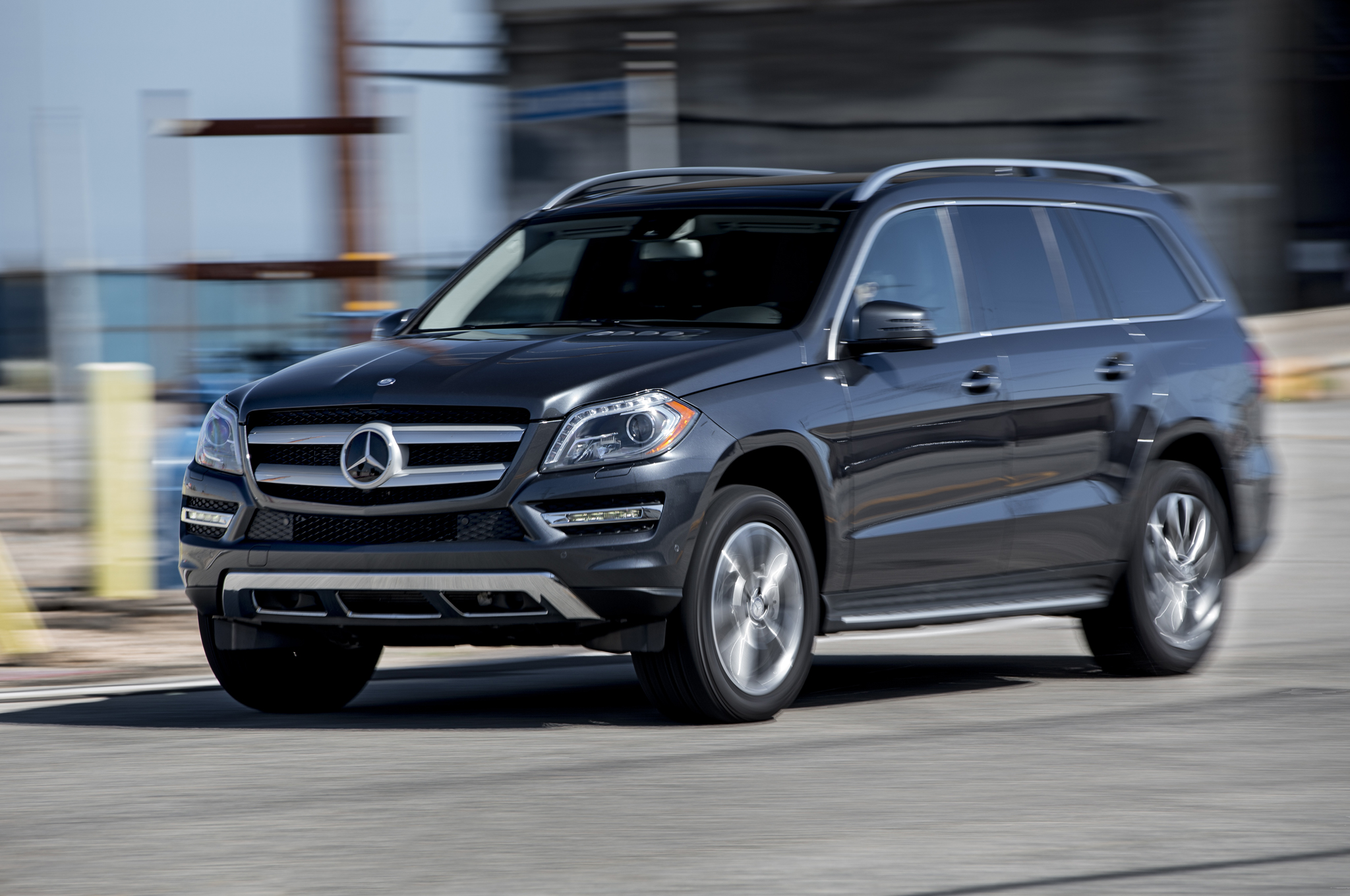 Mercedes gl450 horsepower