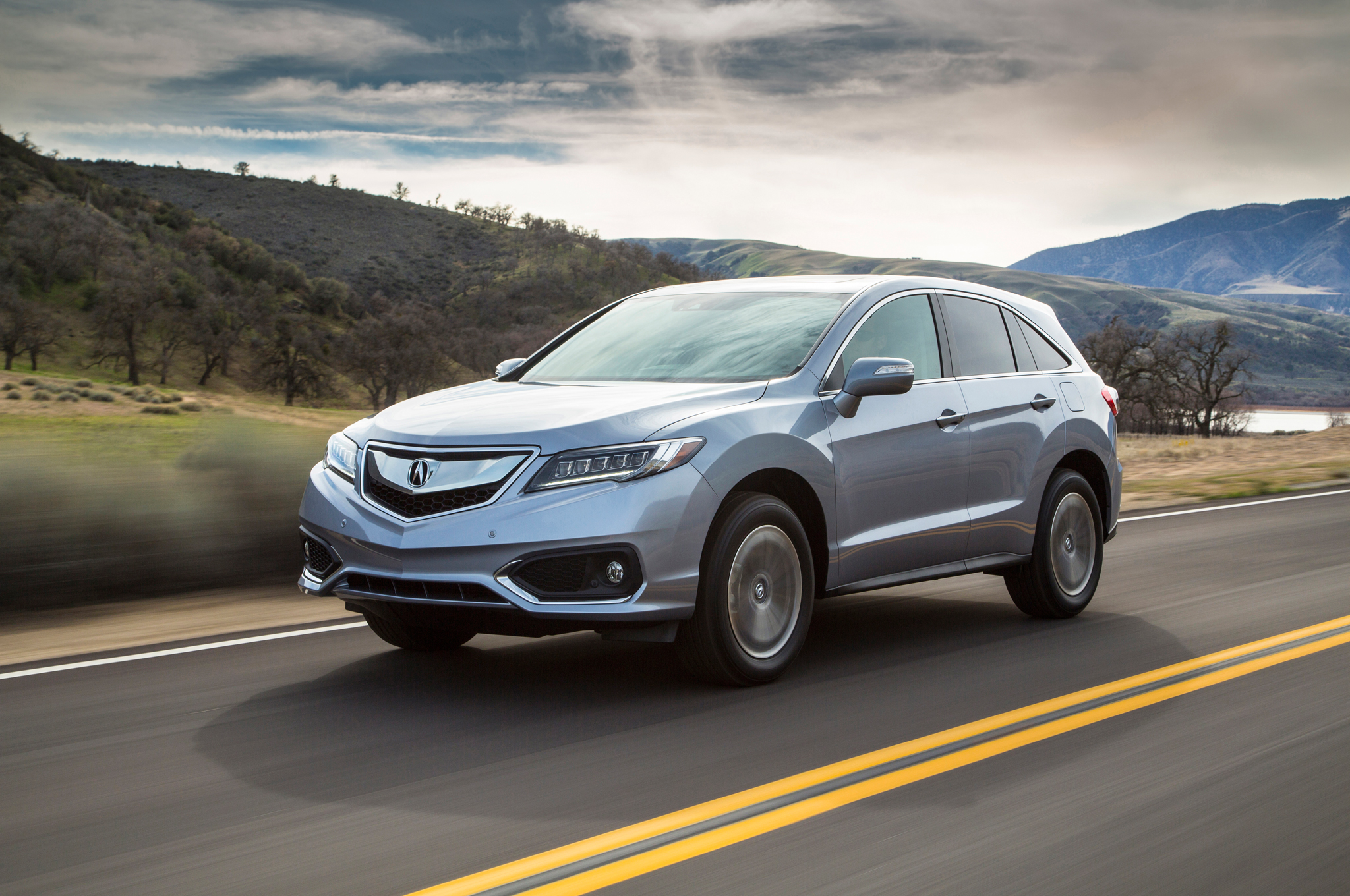 Refreshed 2016 Acura RDX Price Increases, New Packages Available ...