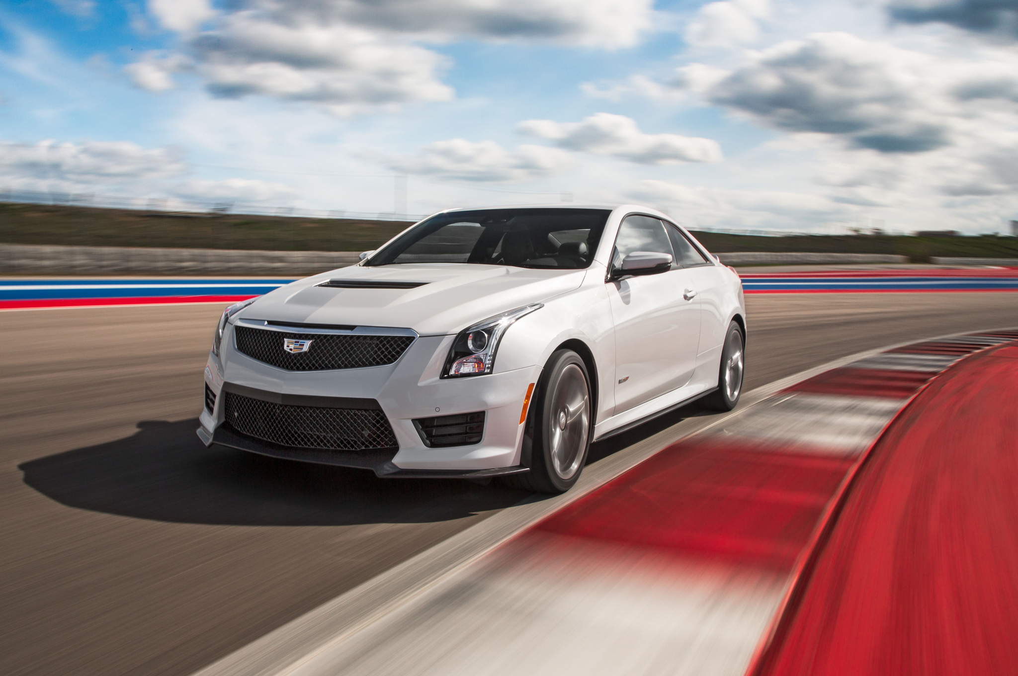 2016 Cadillac Ats V First Test