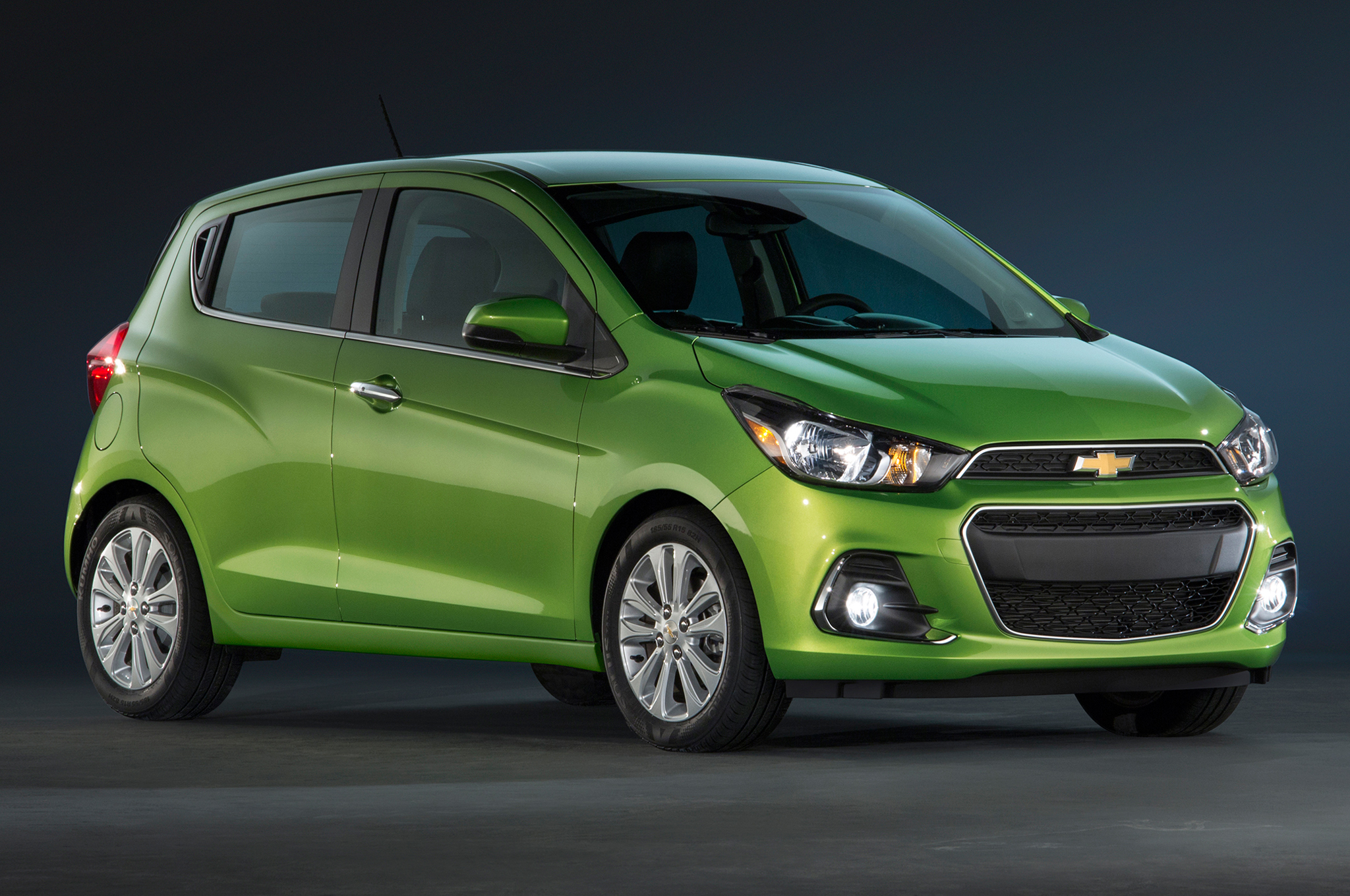2016 Chevrolet Spark First Look