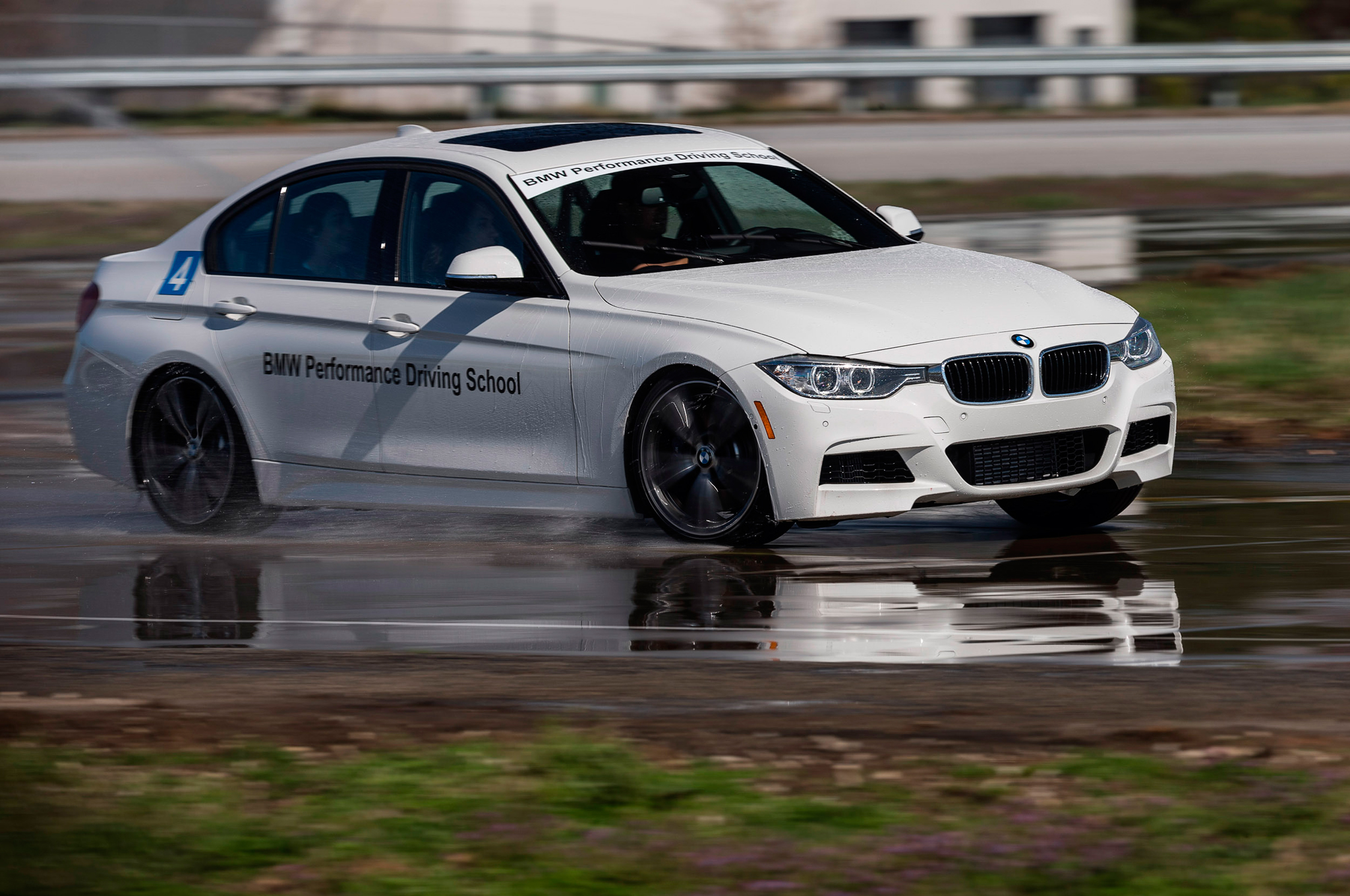 Bmw Driving School >> Free Bmw Teen Driver Ed Motor Trend