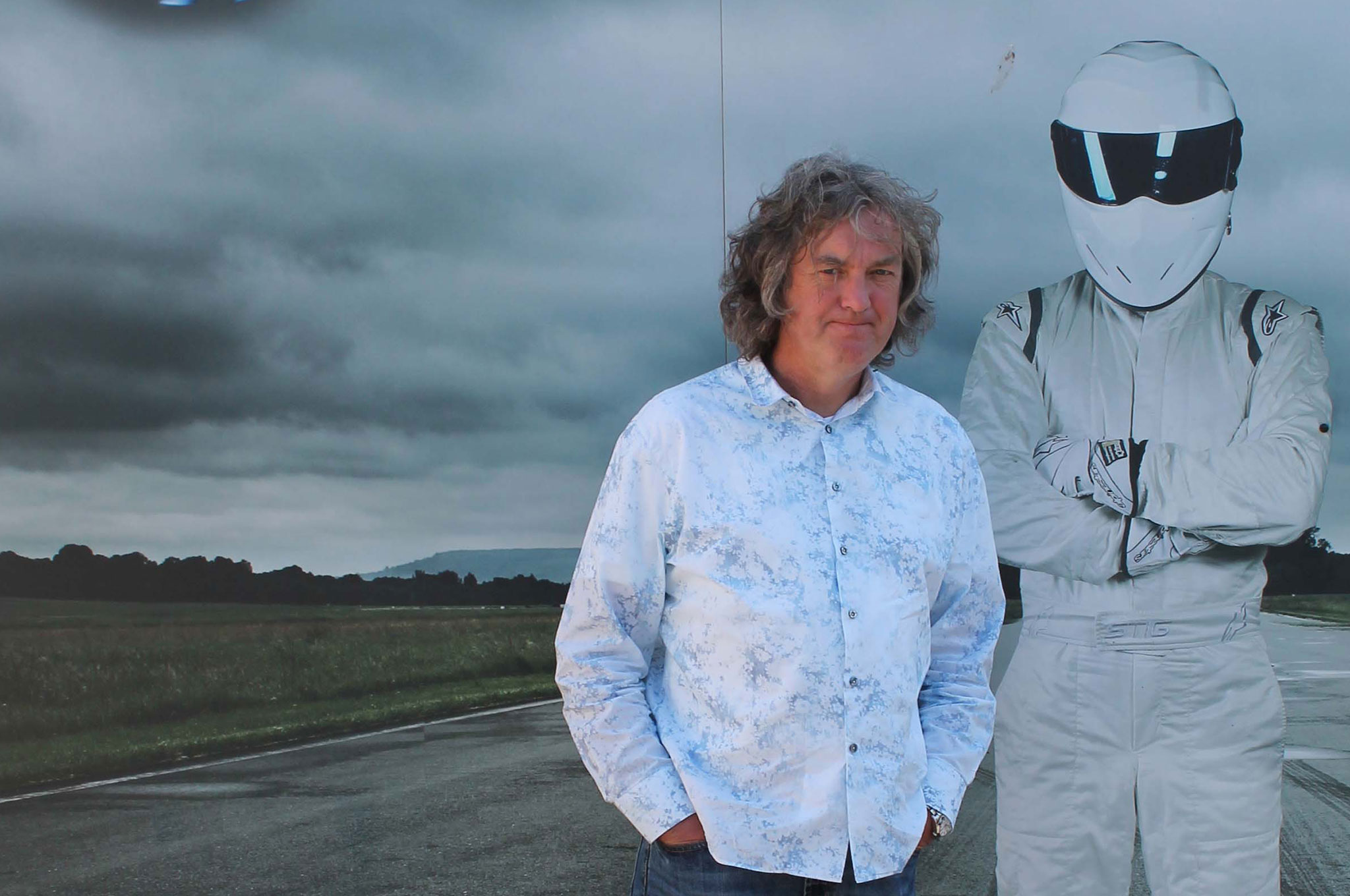 """""""Top Gear"""" Host James May: Show Without Clarkson Will be """"Lame"""""""
