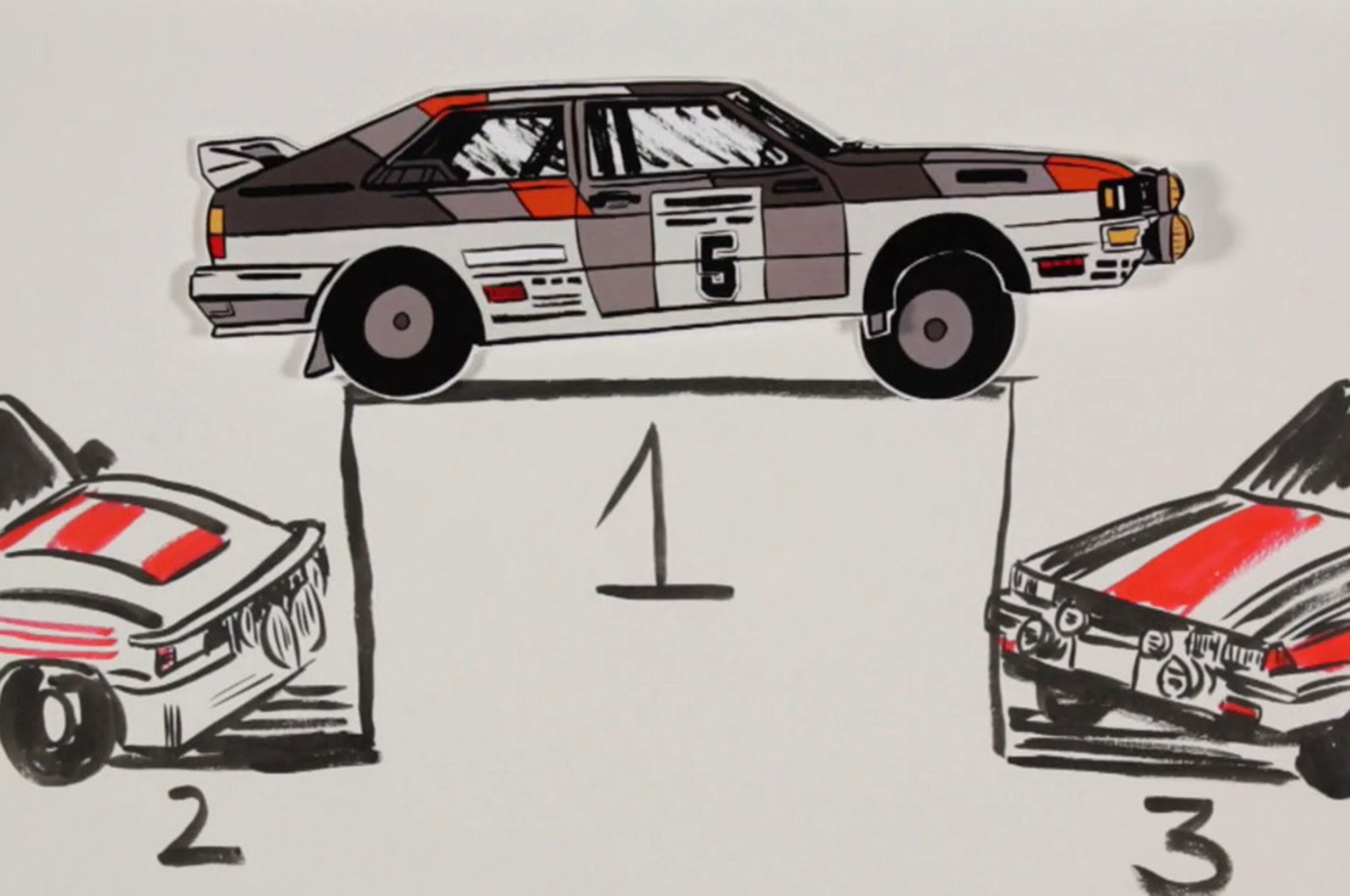 History of the World Rally Championship Explained in 3 Minutes