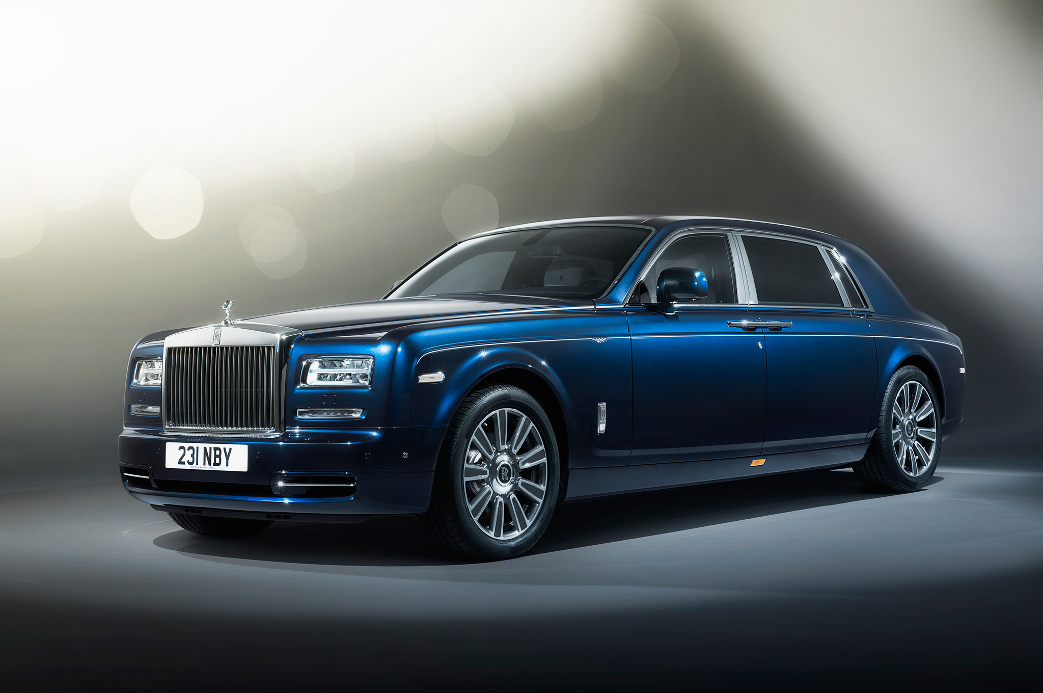Ultra-Limited Rolls-Royce Phantom Limelight is for the Super-Famous