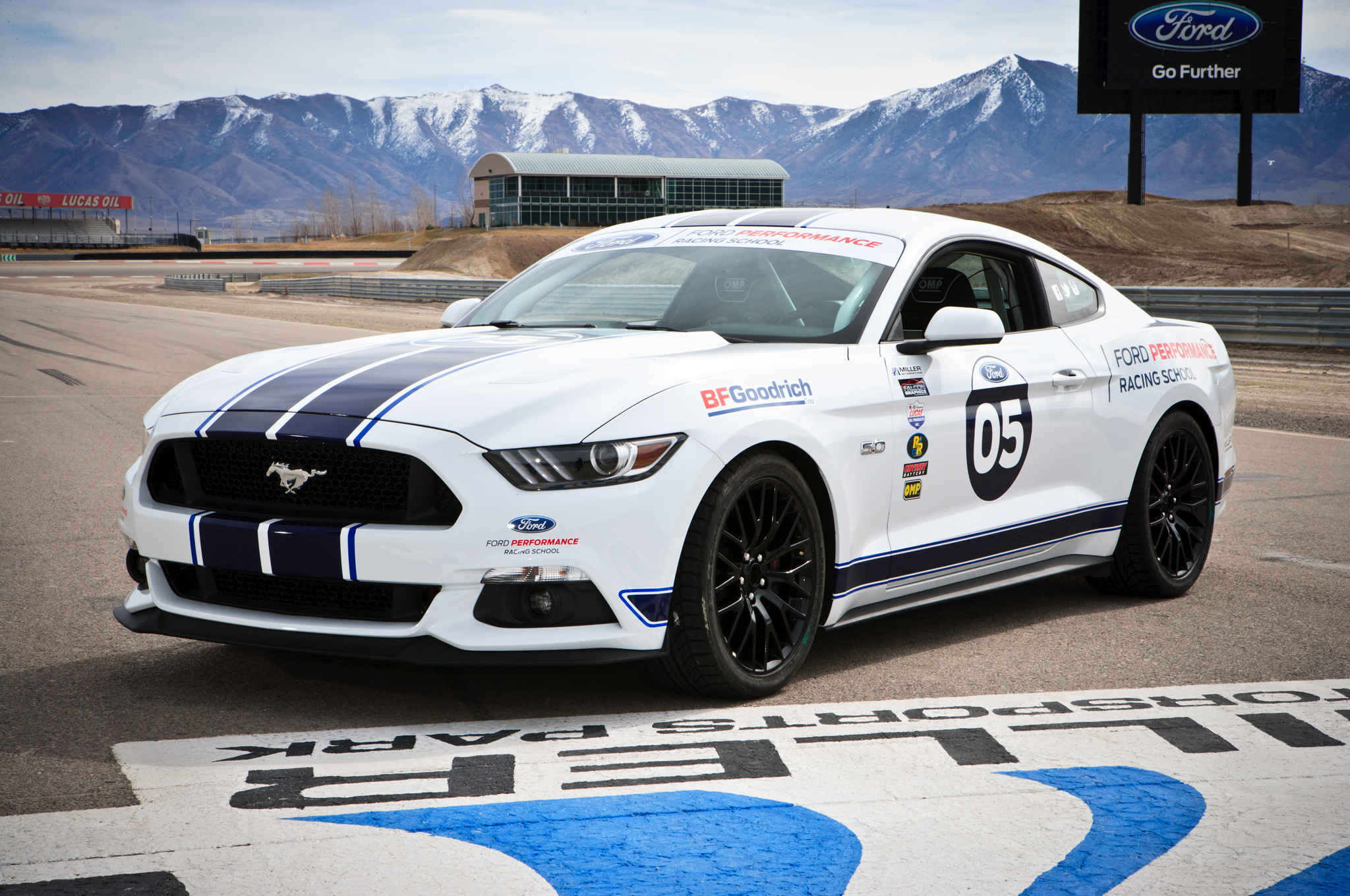 Higher Learning in High Gear With Ford Performance Racing School ...