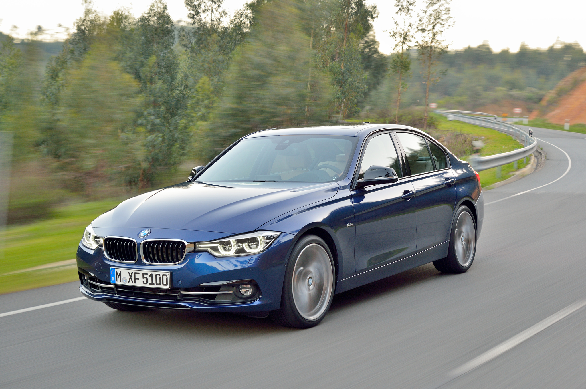 2016 Bmw 3 Series First Look Motortrend