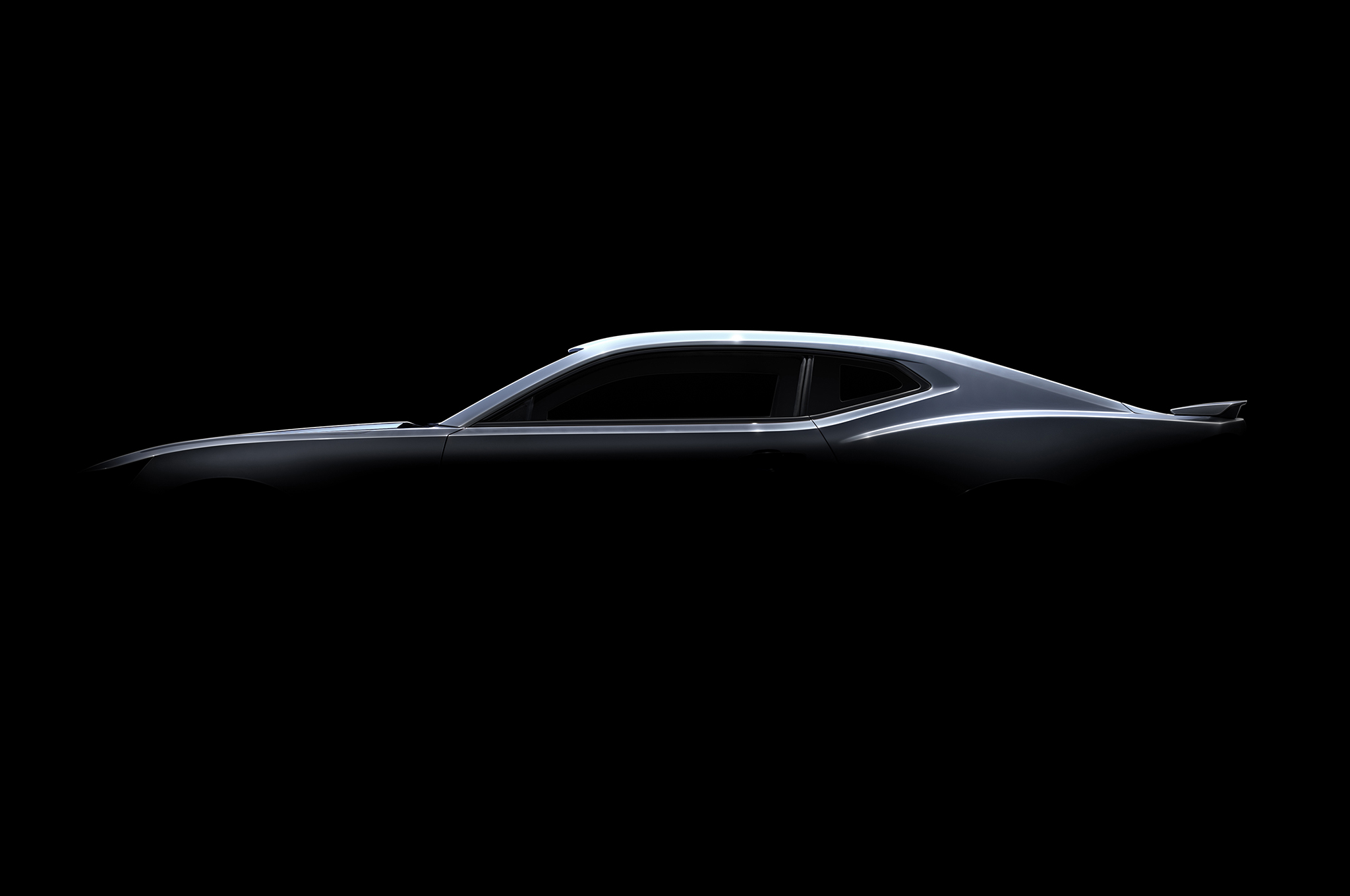2016 Chevrolet Camaro Grille, Profile Teased Ahead of Reveal