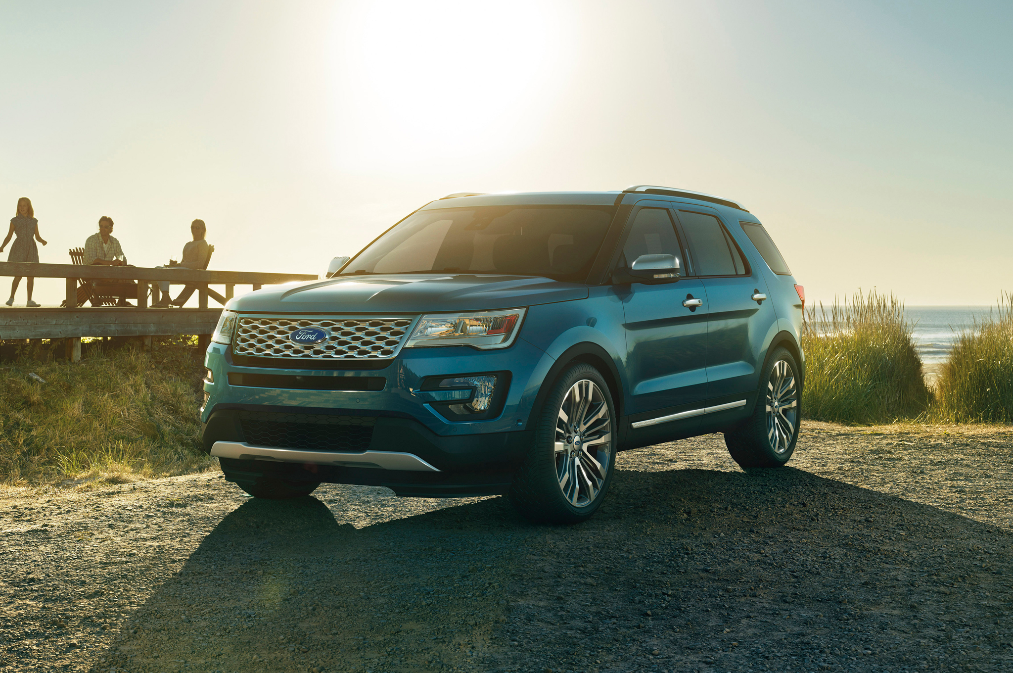 TOTD Has the 2016 Ford Explorer Been Updated Enough Motor Trend