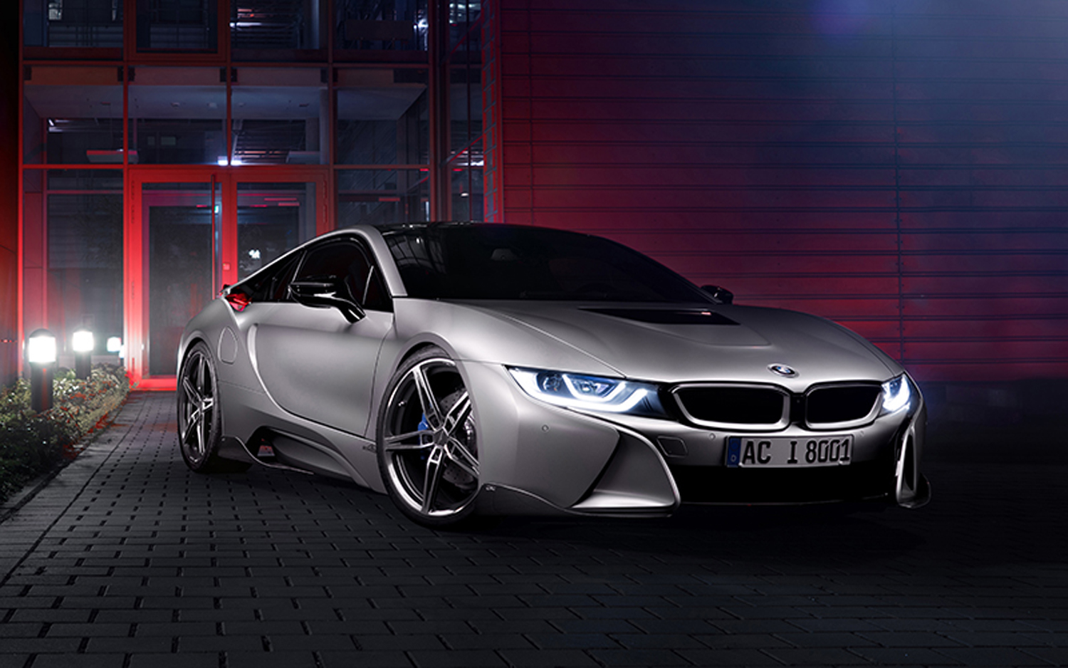 Ac Schnitzer Designs Appearance Package For Bmw I8 Motor Trend