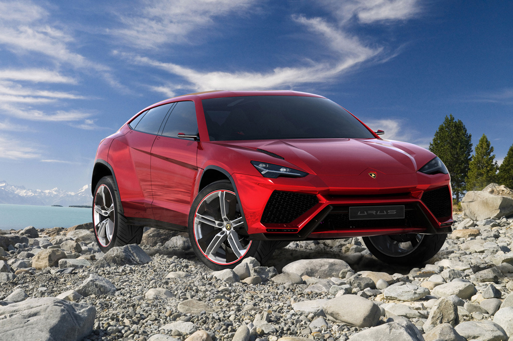 official lamborghini confirms suv for 2018 motortrendofficial lamborghini confirms suv for 2018